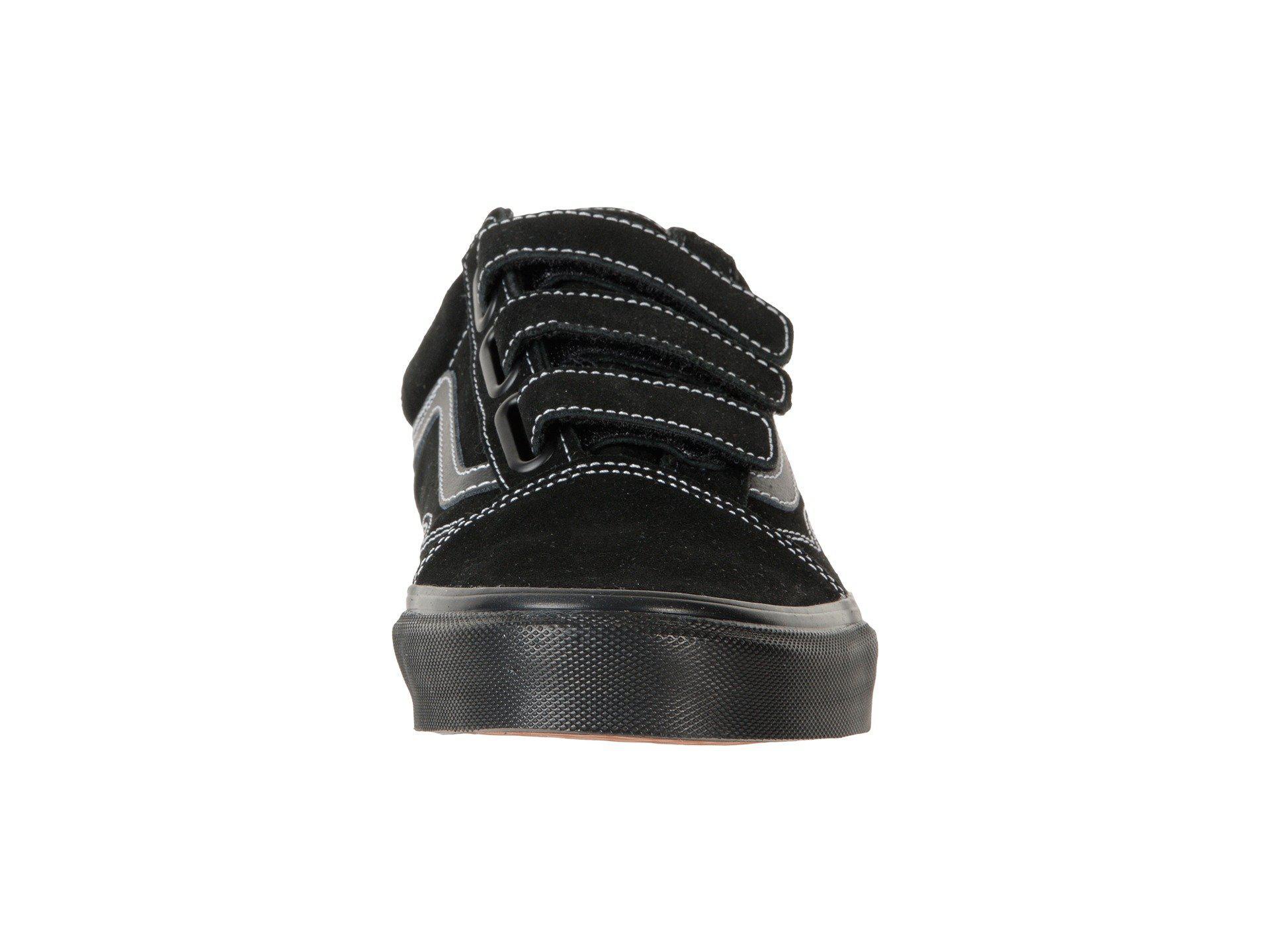 5836e340d3 Lyst - Vans Old Skool V in Black
