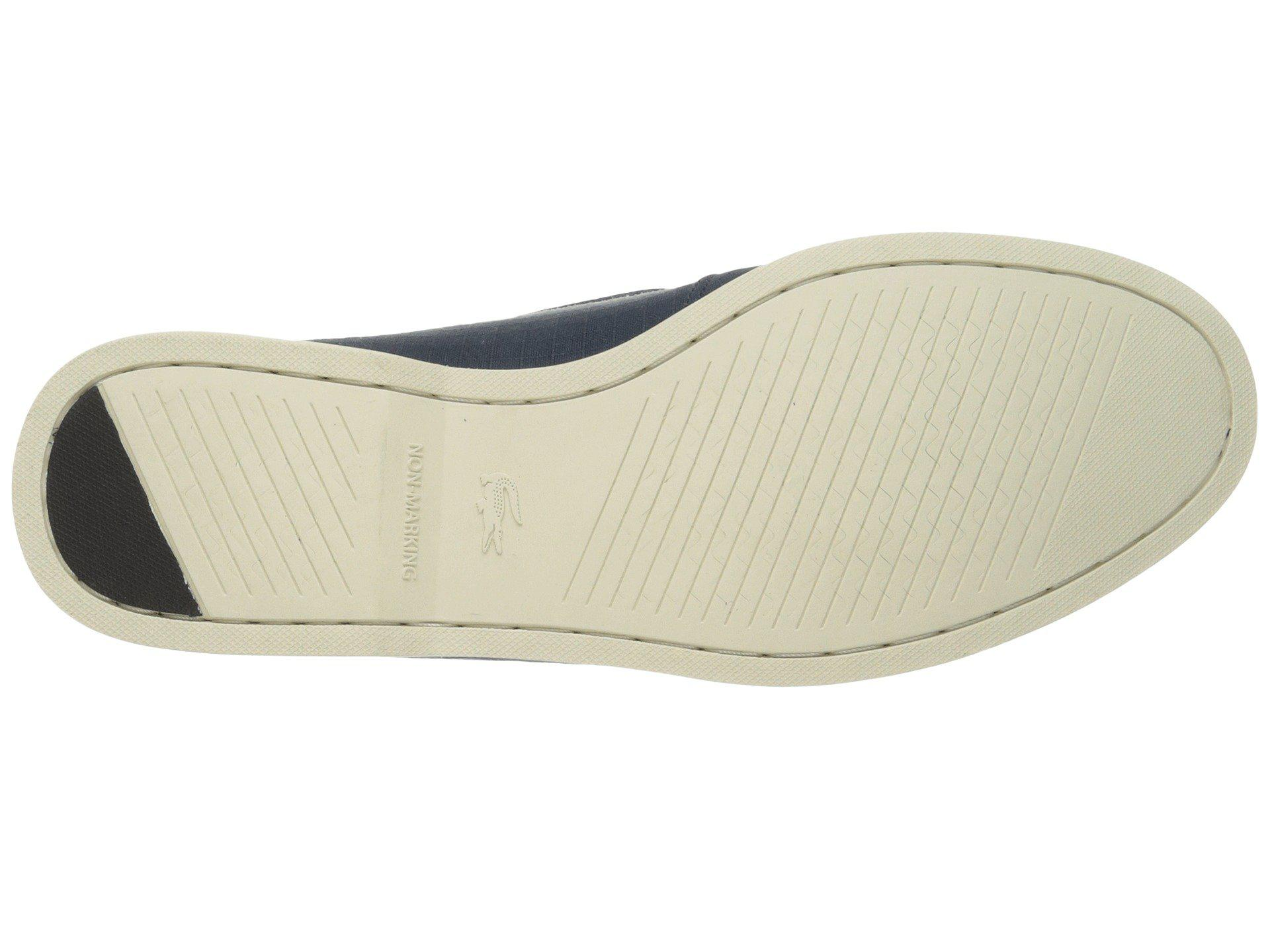 06127514d7fd8 Lyst - Lacoste Navire Casual 217 1 in Blue for Men