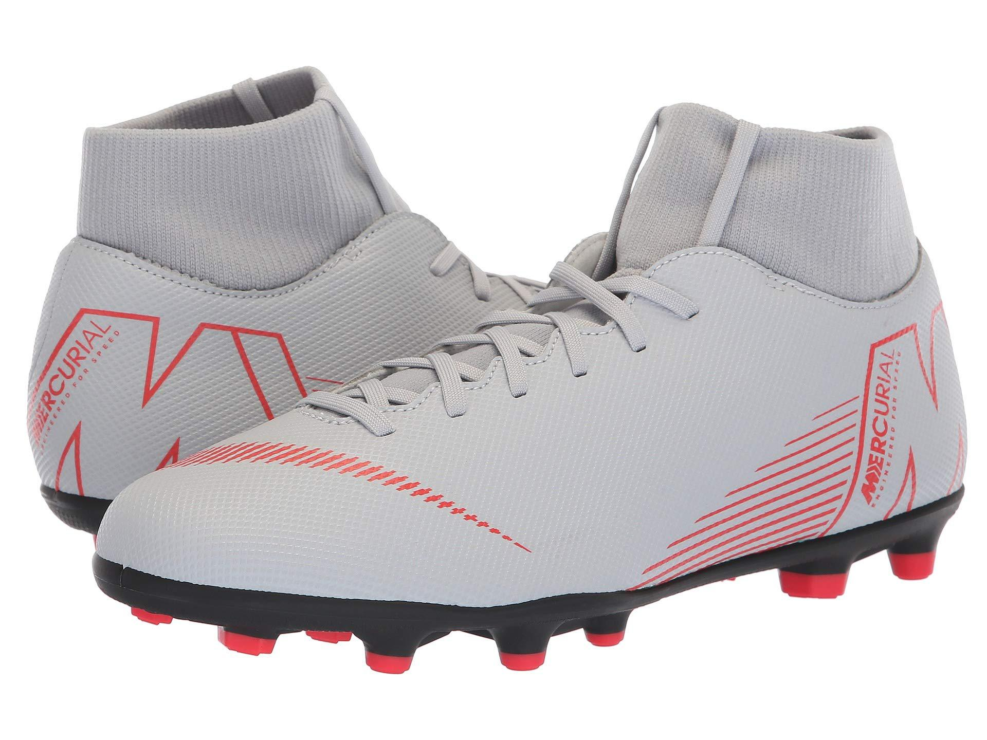74e193a3a19 Nike - Gray Adults  Superfly 6 Club Fg mg Fitness Shoes for Men -. View  fullscreen