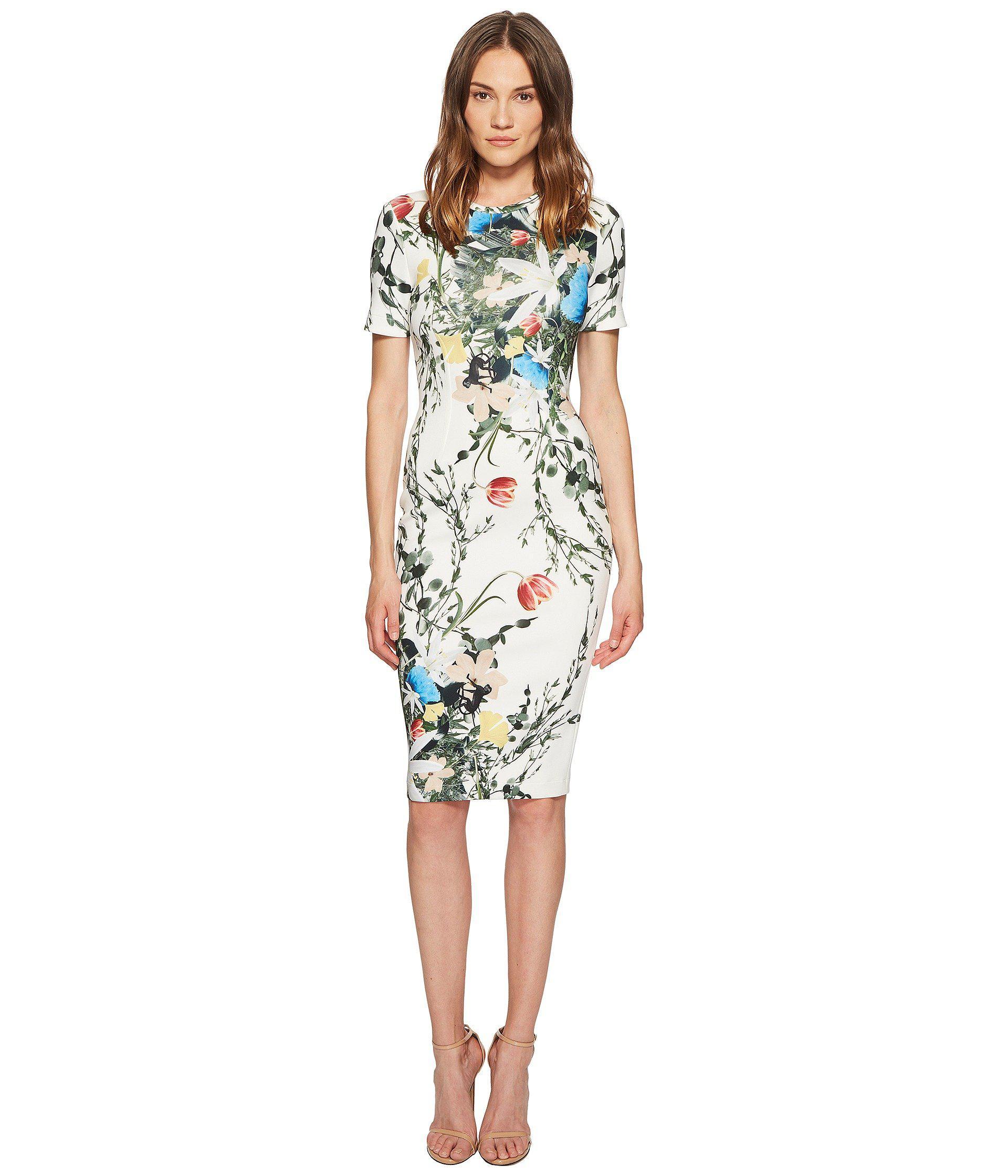 online store 5e23b 58320 yigal-azrouel-Optic-Multi-Multi-Floral-Scuba-Bodycon-Dress.jpeg