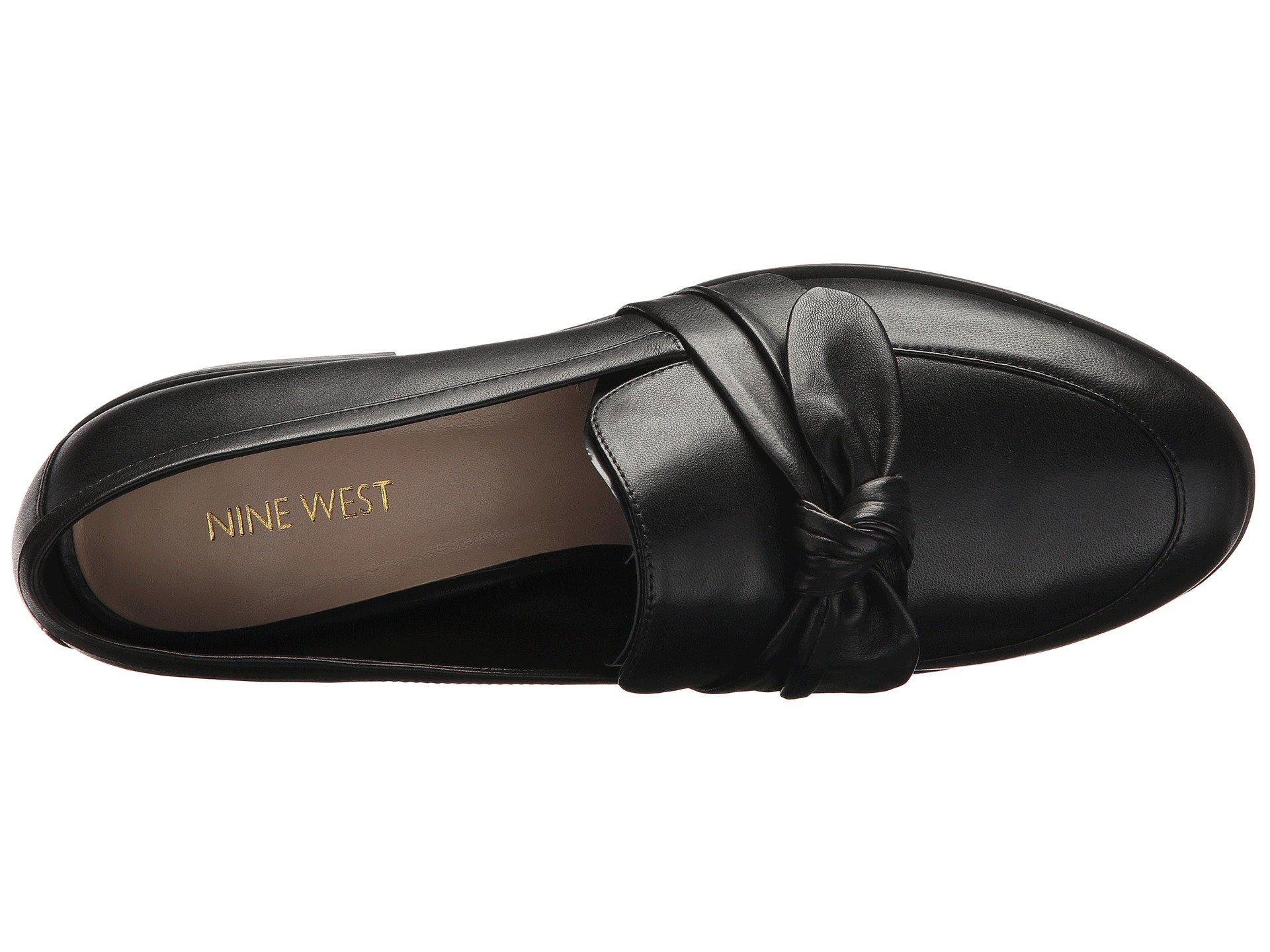 613a37906da Lyst - Nine West Janilly Loafer in Black