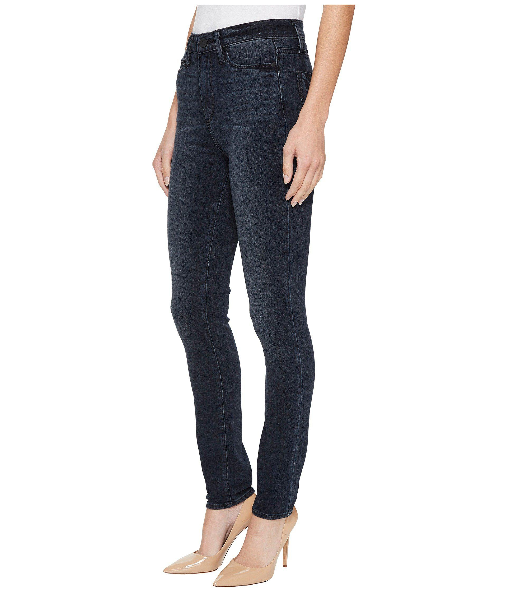 3b93f93c36 Lyst - PAIGE Margot Ultra Skinny In Rowena in Blue - Save 37%