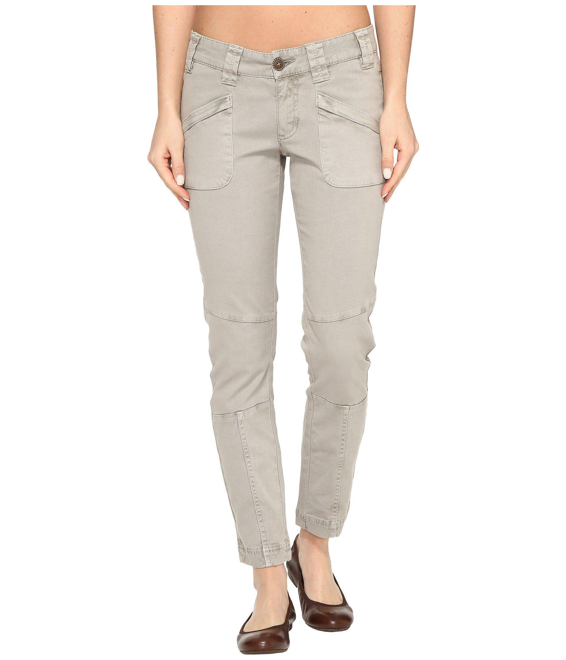 Aventura Clothing. Women's Gray Titus Ankle Pants