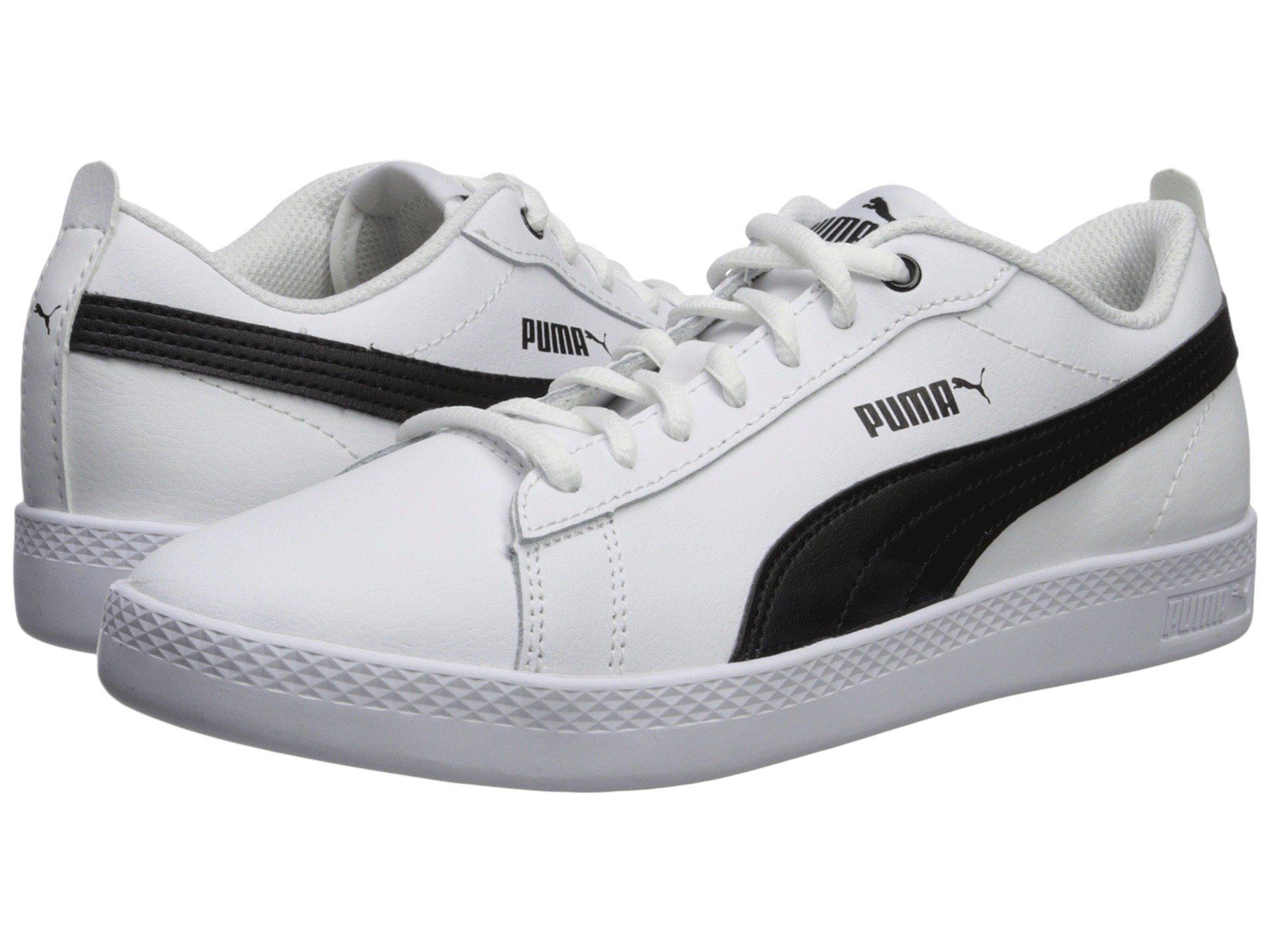 ceb6720f2d3 Lyst - Puma Smash V2 L Perf in White