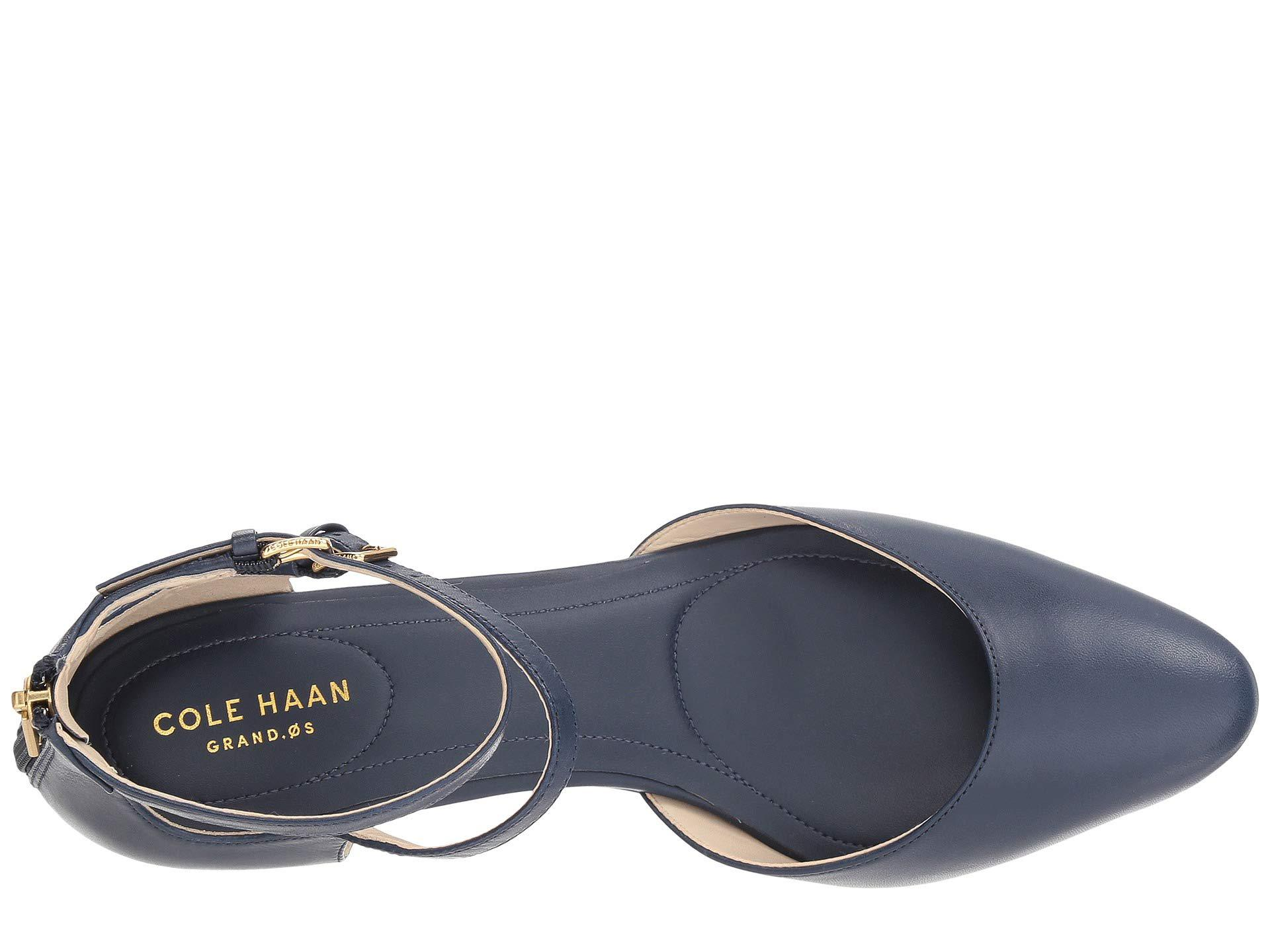 4c94c61c168d Cole Haan - Blue Maddie Wedge - Lyst. View fullscreen