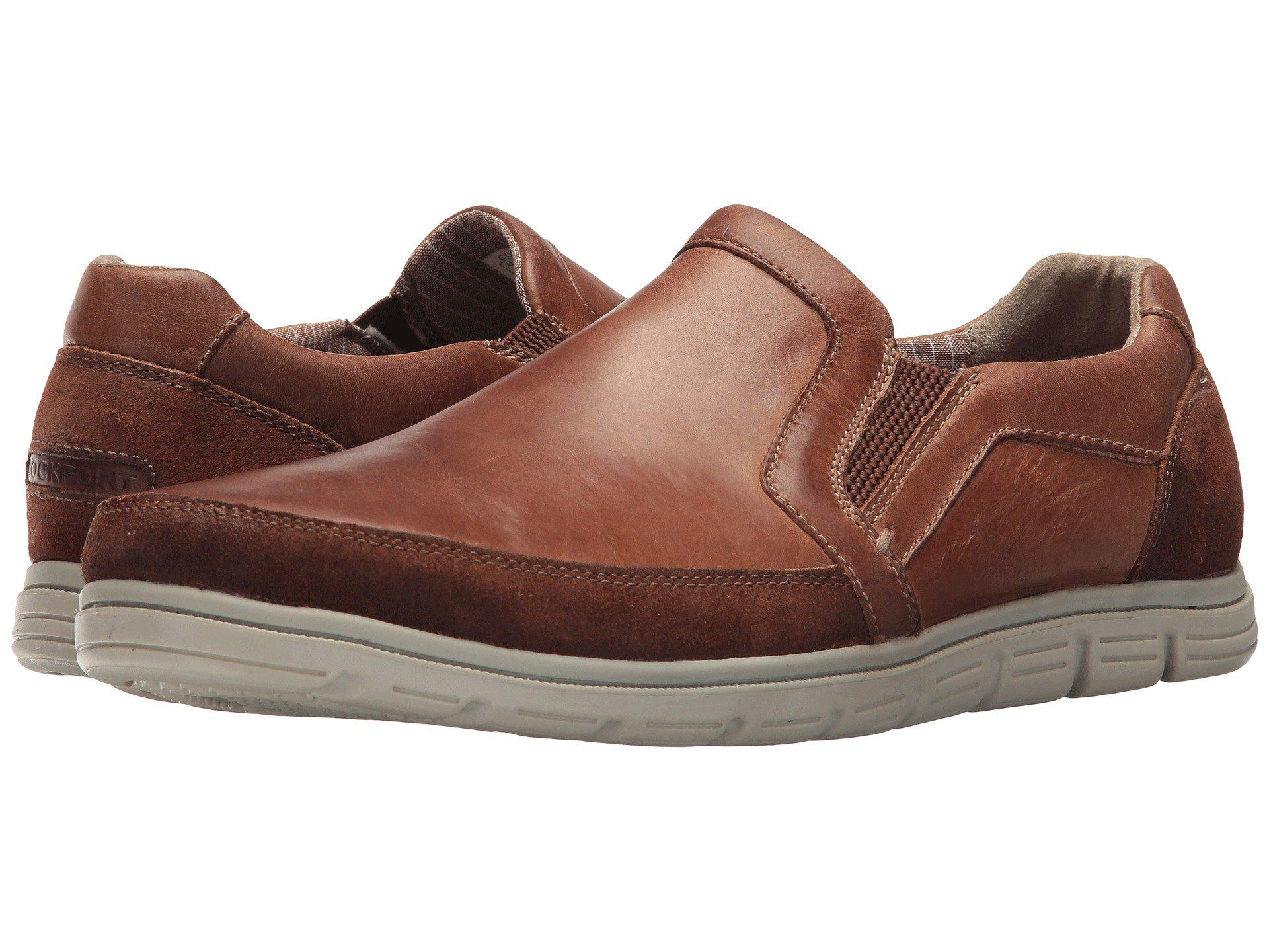 Bowman Double Gore Slip-On Rockport
