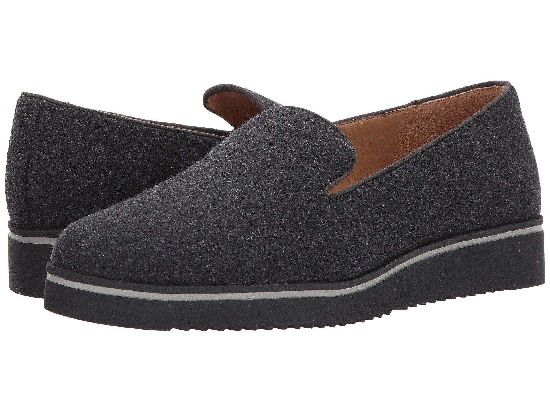 d61ba74a209 Lyst - Franco Sarto Fabrina Loafers in Gray - Save 44%