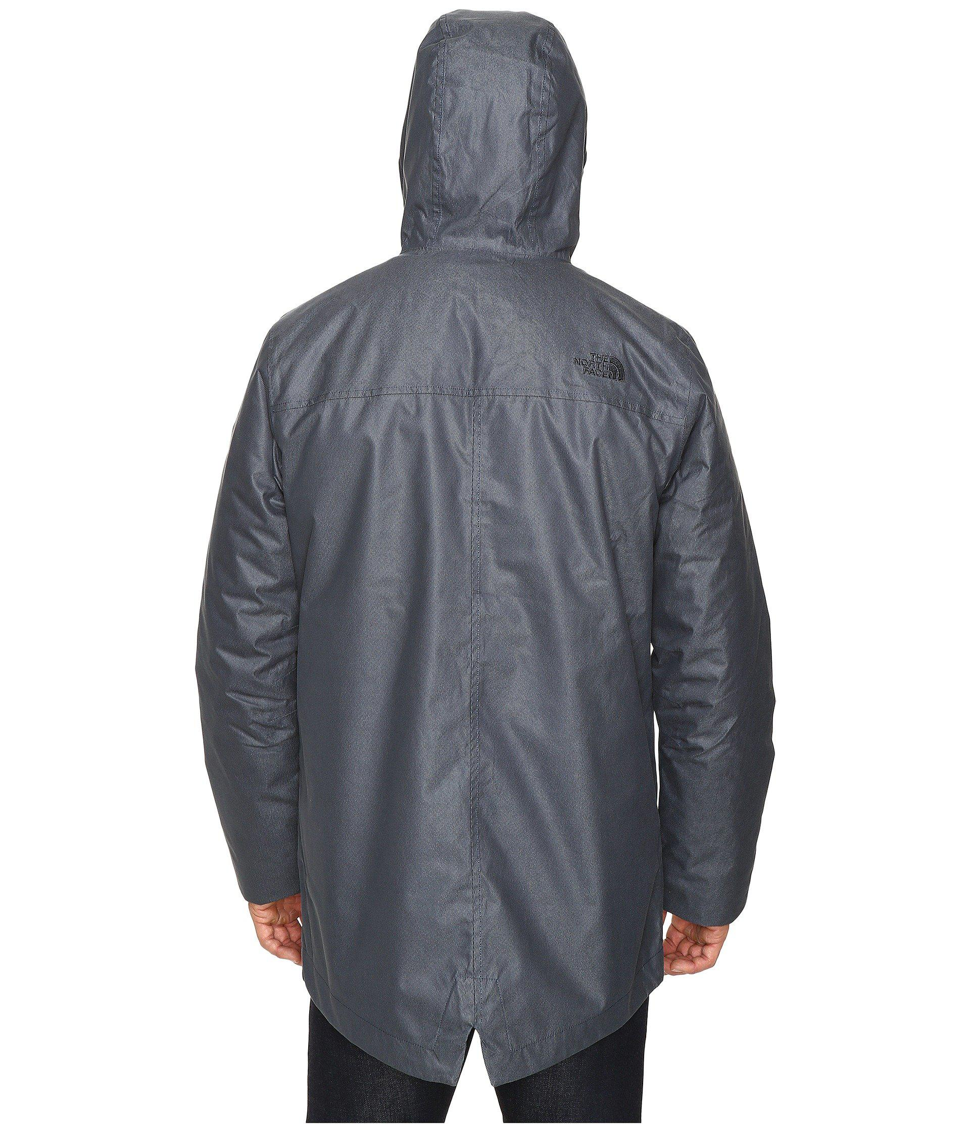 Lyst - The North Face Elmhurst Triclimate Jacket (rosin Green (prior ... 553cde5df