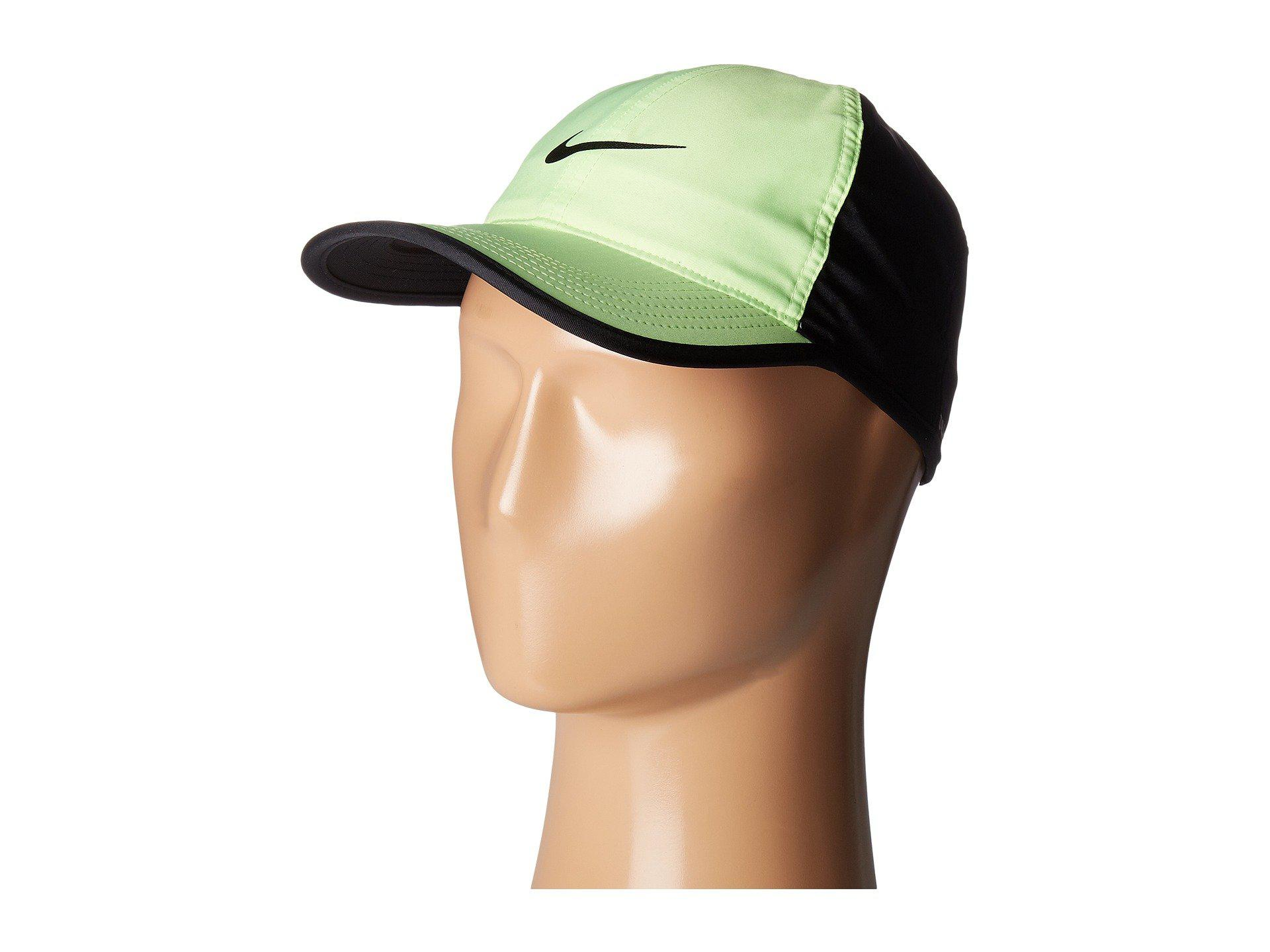 9a0a1f606 Lyst - Nike Court Aerobill Featherlight Tennis Cap in Black for Men