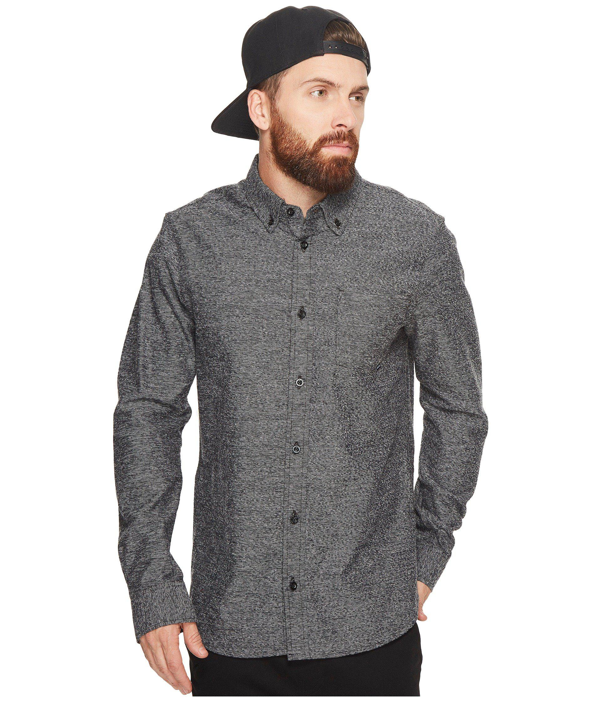 9981507a8bfa9 Lyst - Nike Sb Flex Button-up Top in Black for Men