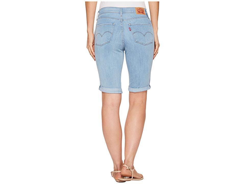 b5cbaddd Levi's Levi's(r) Bermuda Shorts (surfside Way) Shorts in Blue - Save ...