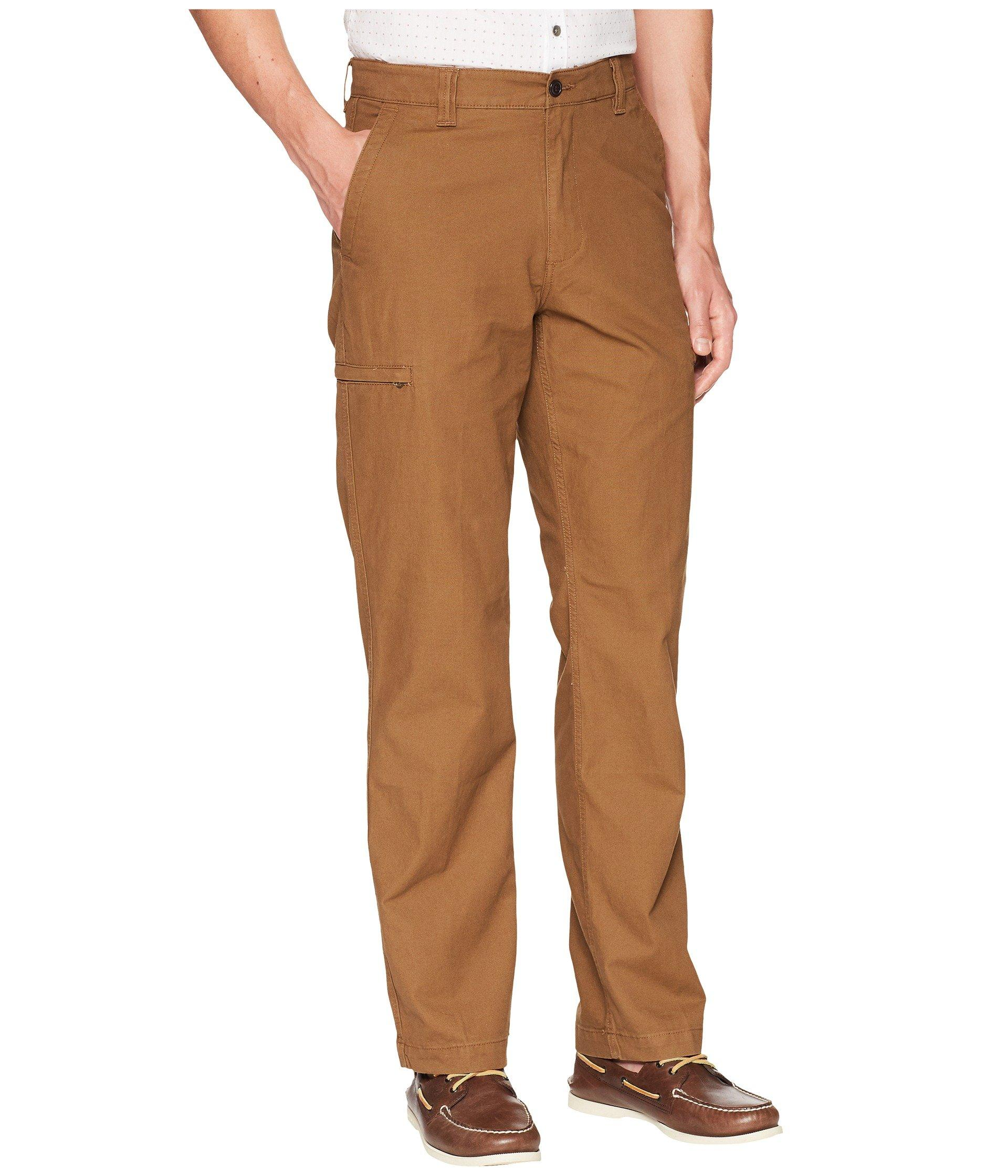 35b0db739f1 Dockers - Brown Straight Fit Utility Cargo Pant for Men - Lyst. View  fullscreen