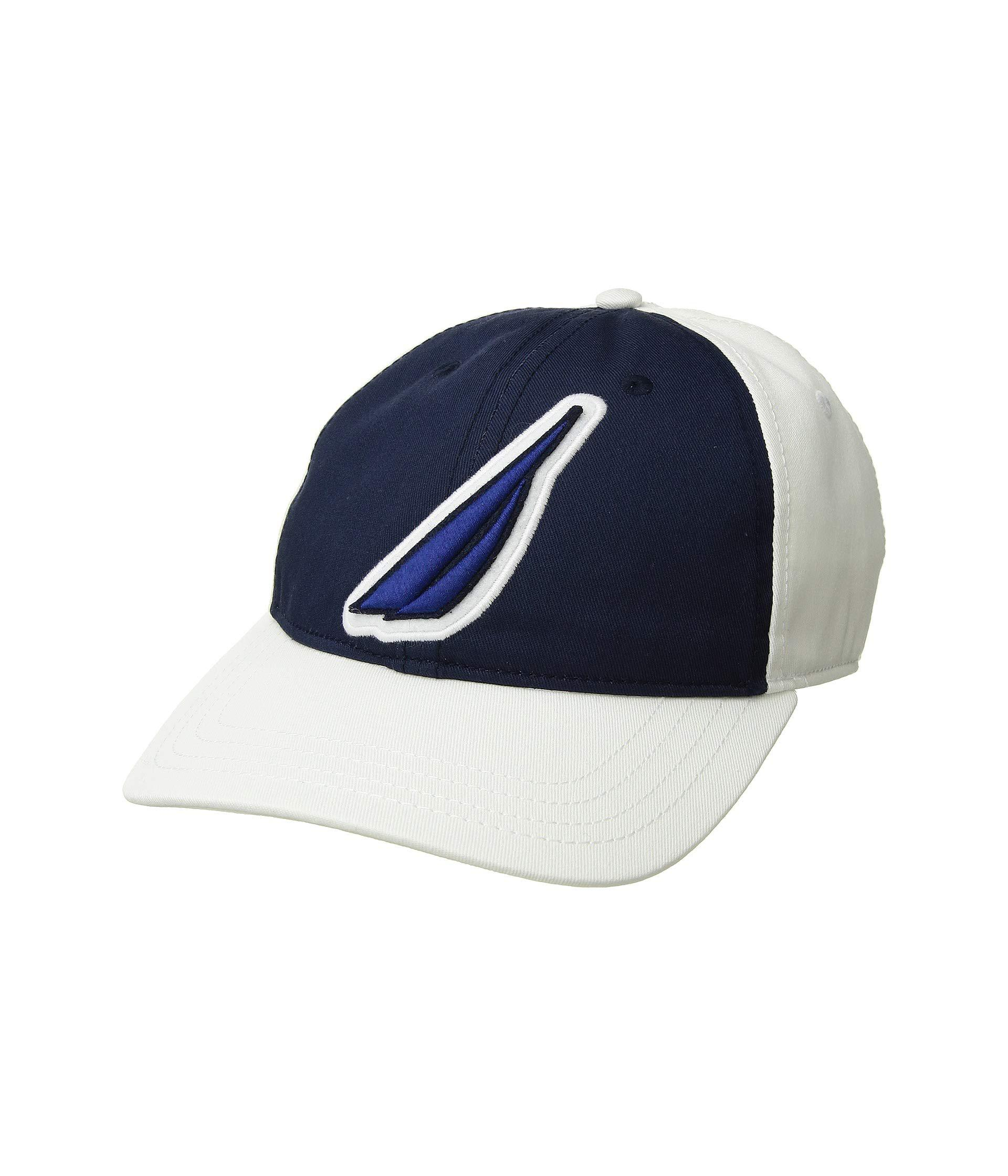 Lyst - Nautica Two-tone Dad Hat in Blue for Men - Save 10% 36a7ec93f3b