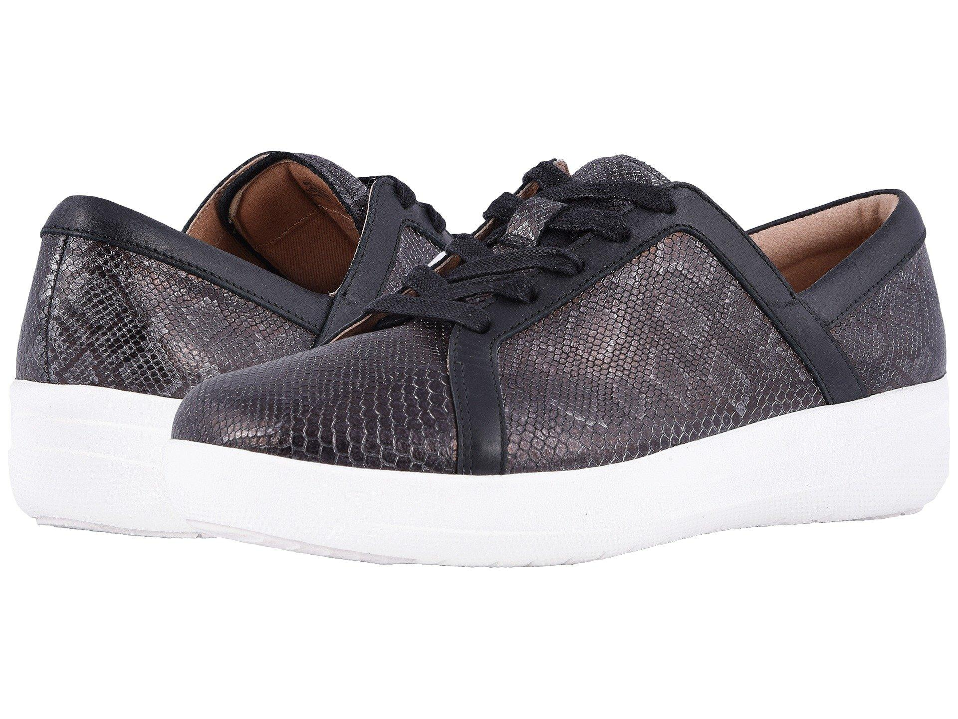 d98f2a217353 Lyst - Fitflop F-sporty Ii Python Print in Black - Save 14%