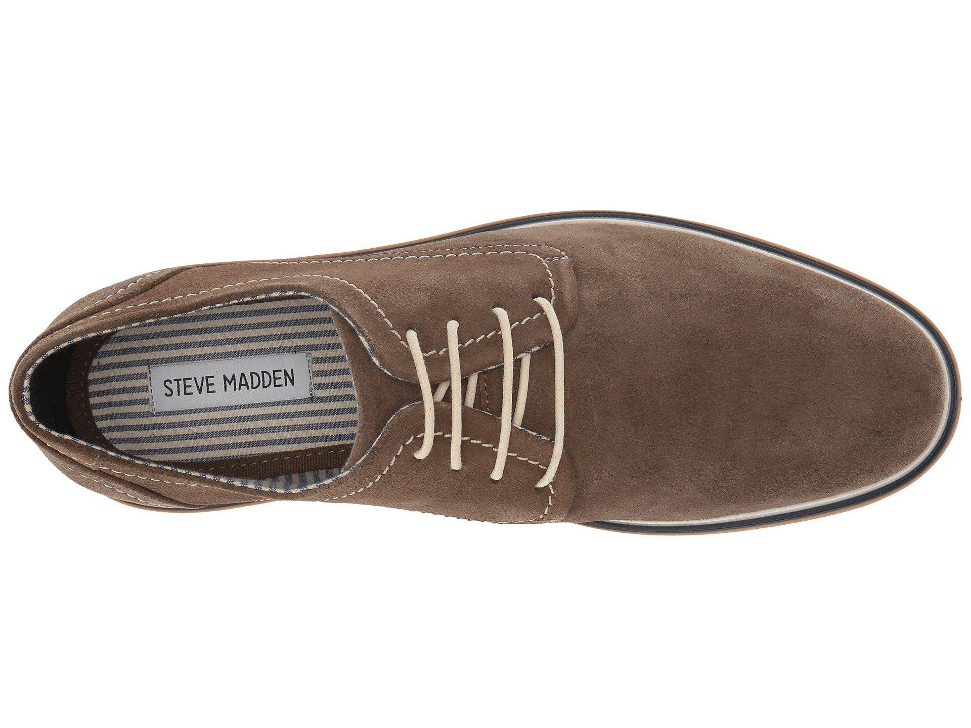 b309b50188f Steve Madden - Brown Frick for Men - Lyst. View fullscreen