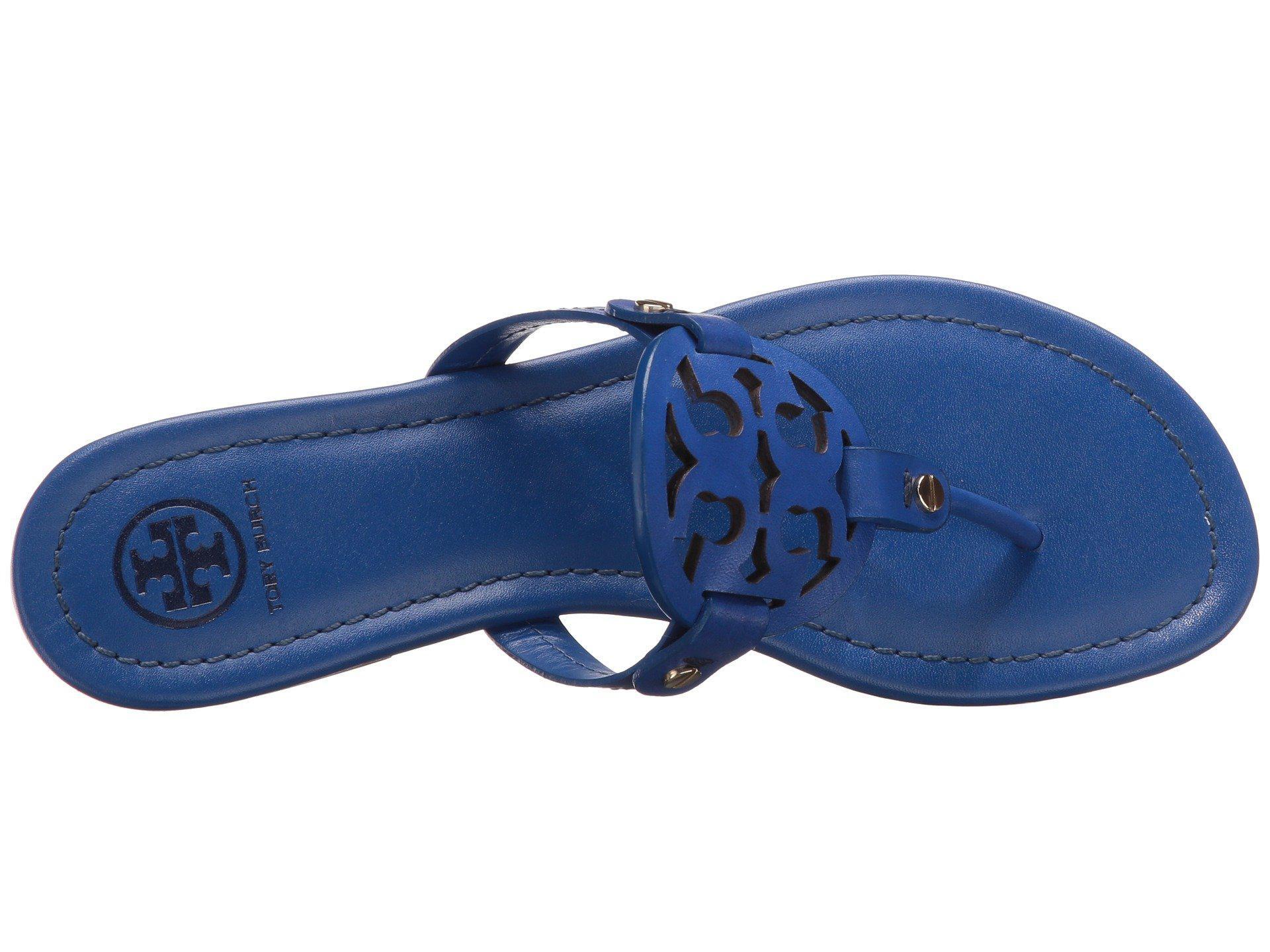 a777ffcb0c716b Lyst - Tory Burch Miller in Blue