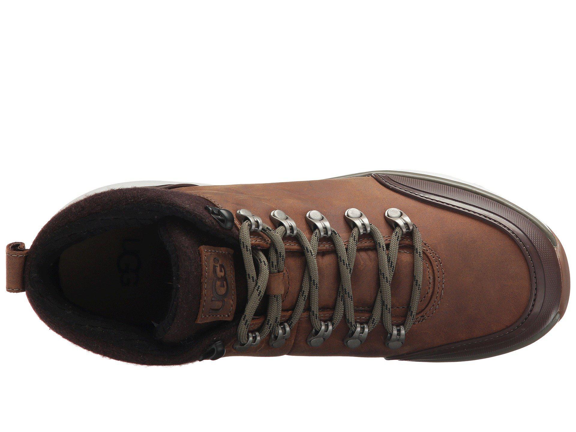 Lyst - UGG Olivert (grizzly) Men s Shoes for Men 7b8408fe8