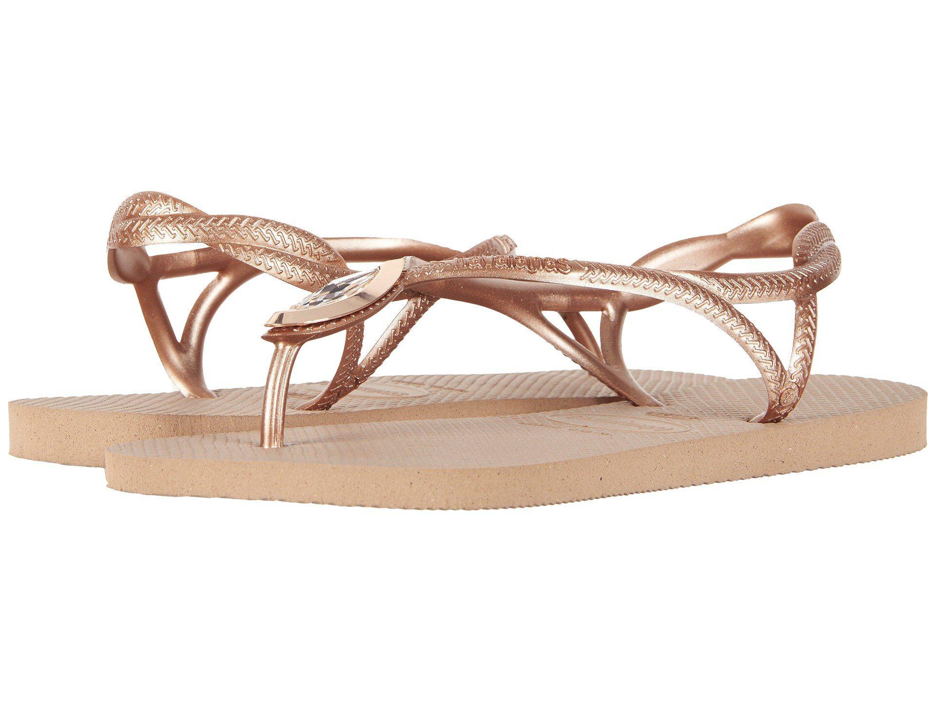 5c65e7319e1c Lyst - Havaianas Luna Special Sandals