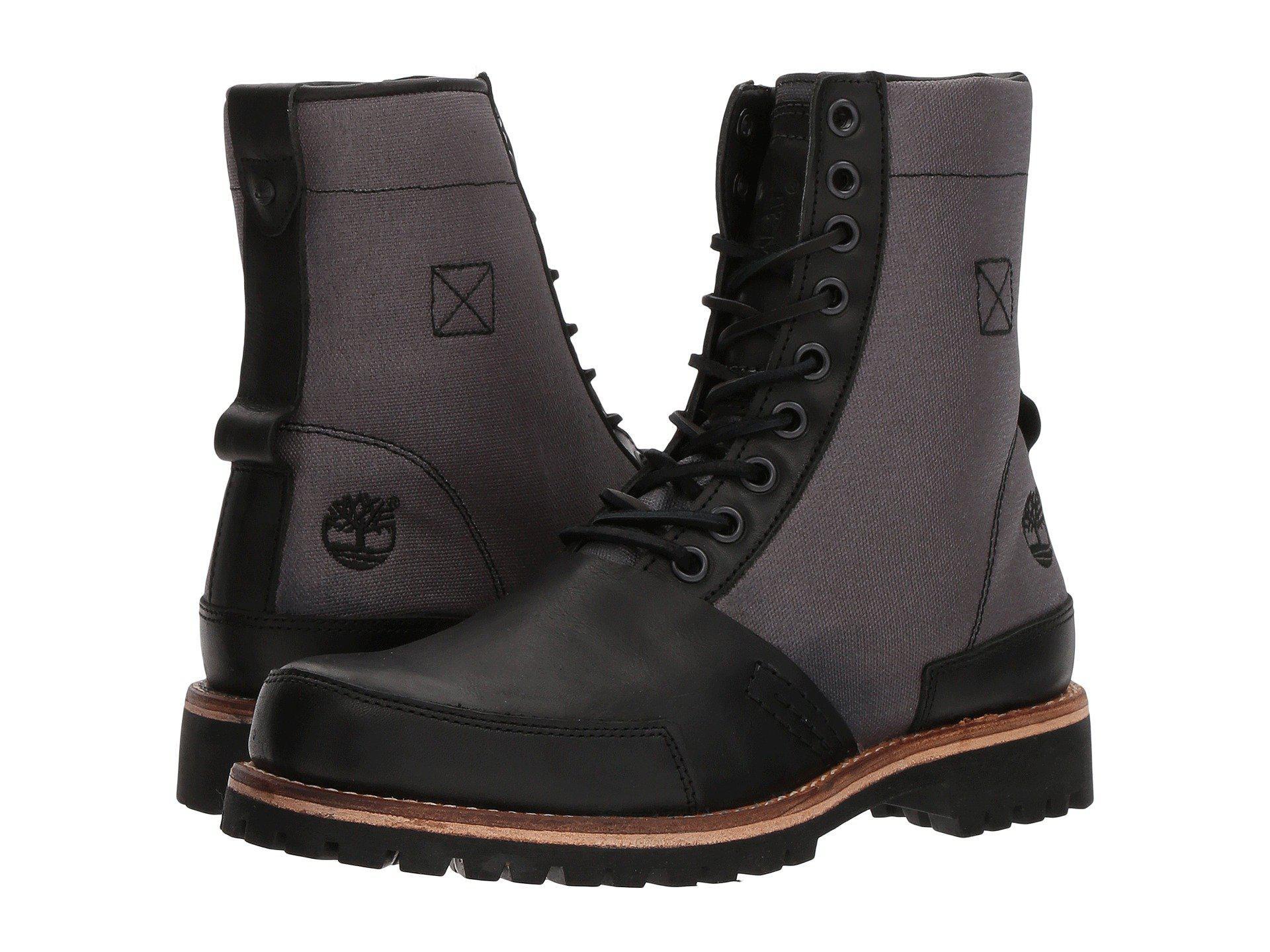 Timberland LTD Leather Fabric Boot V1Zicv