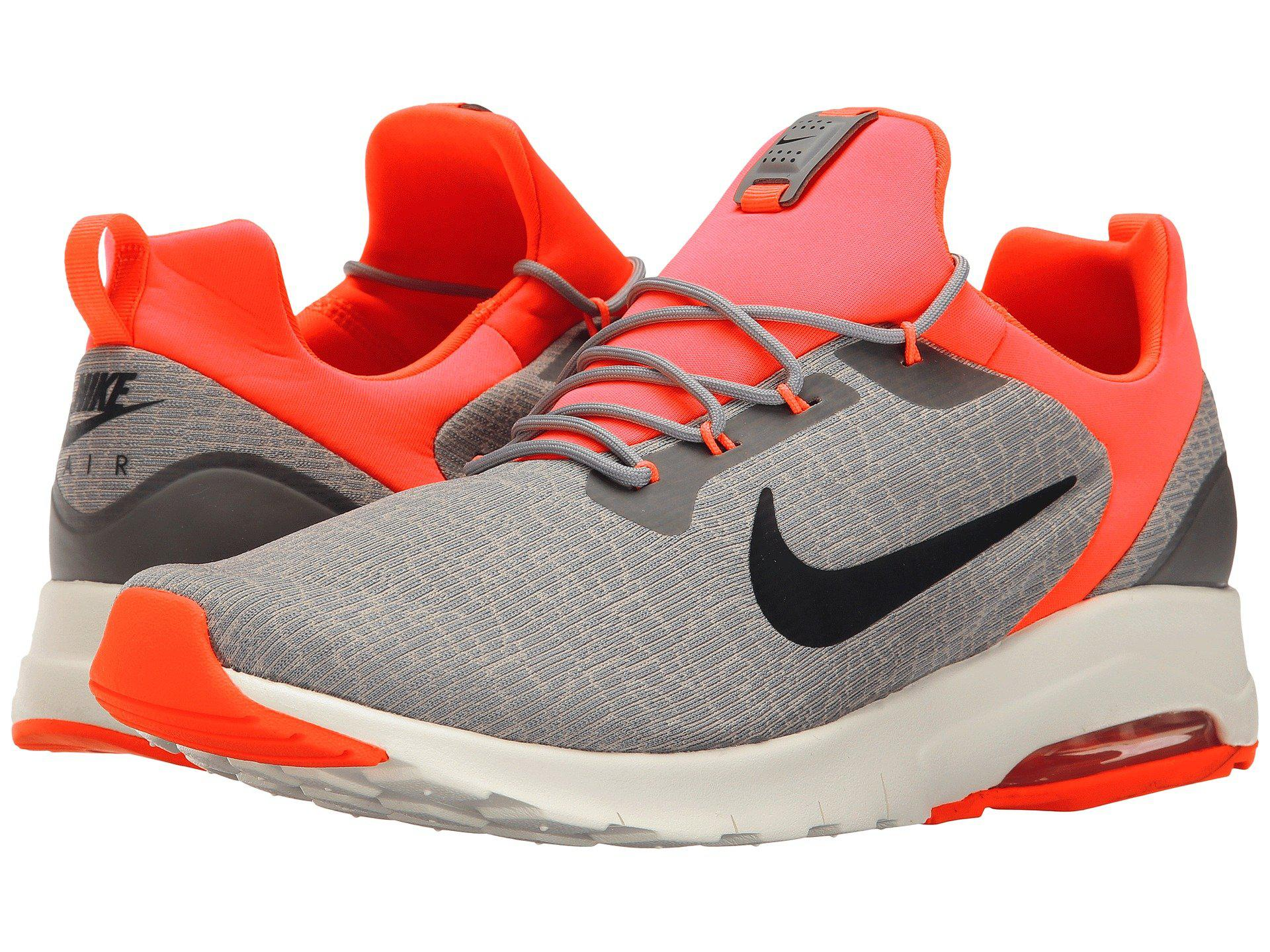 Lyst - Nike Air Max Motion Racer in Red for Men 46b8e6d2d