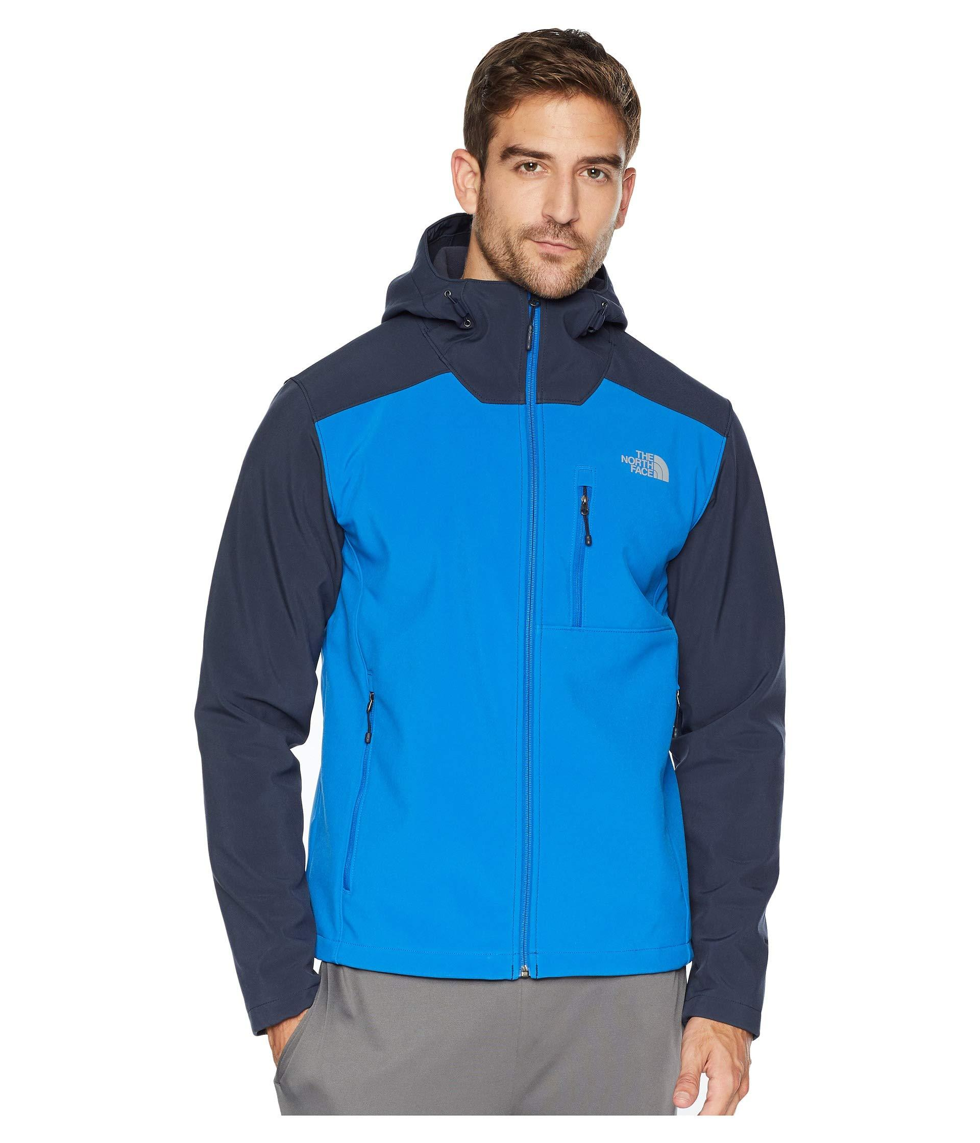 d5803ca56 Lyst - The North Face Apex Bionic 2 Hoodie in Blue for Men - Save 15%