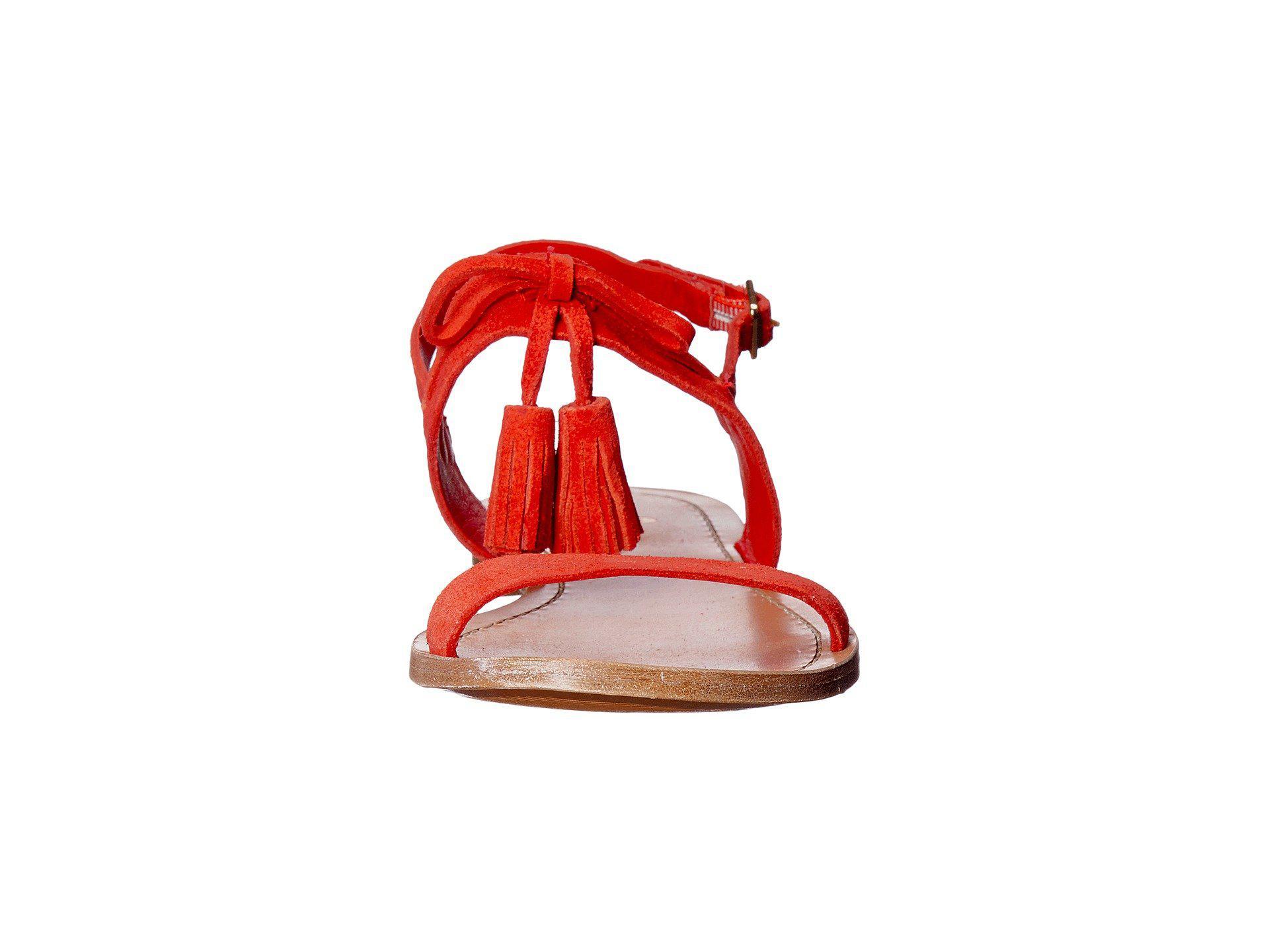 df72728f0fc0 Lyst - Kate Spade Carlita in Red - Save 11.290322580645167%