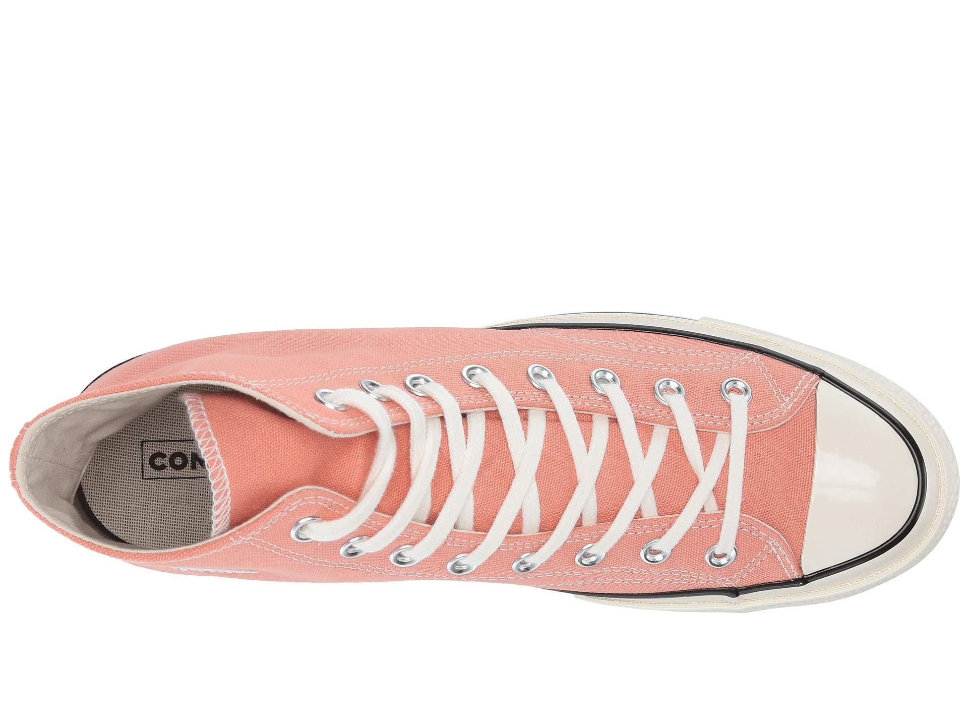 1bc510369829 Lyst - Converse Chuck Taylor® 70 - Vintage Canvas Hi in Pink - Save 6%