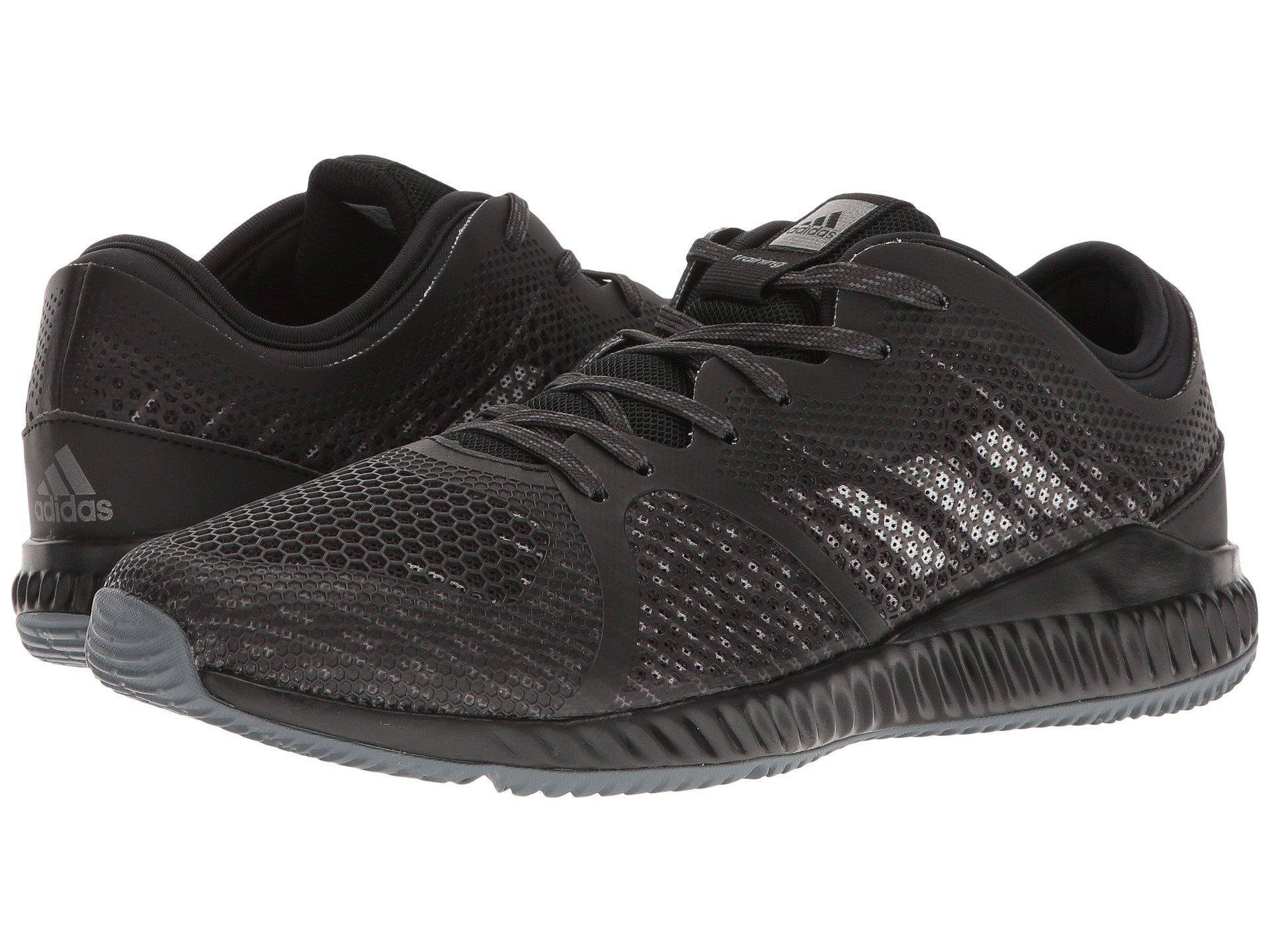 best sneakers 50f90 ab725 Lyst - Adidas Crazytrain Bounce in Black for Men