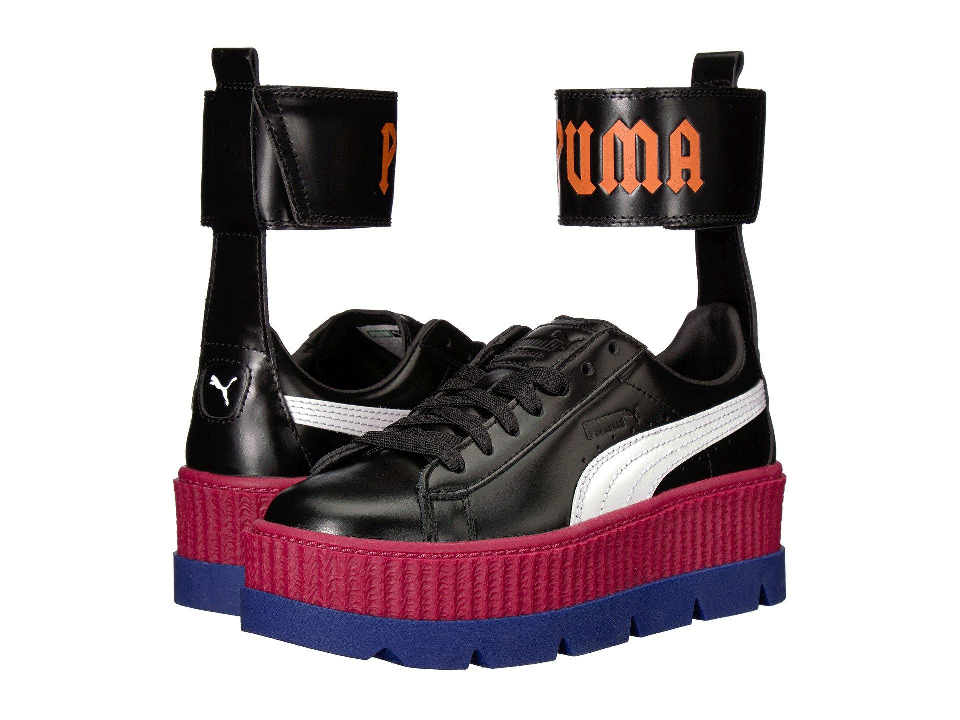 purchase cheap 6375d a54d7 PUMA - Multicolor Fenty Ankle Strap Sneaker - Lyst