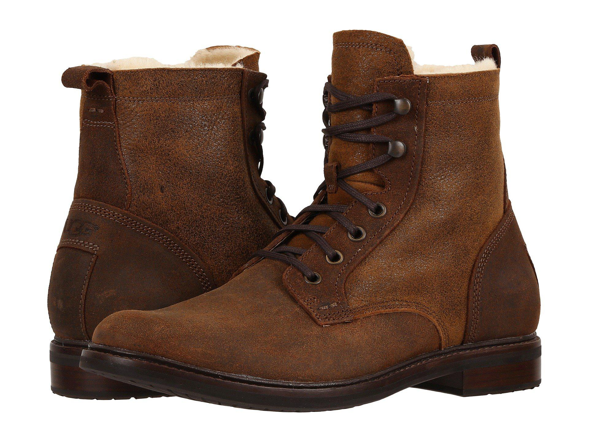 02f1f133b2f Lyst - UGG Selwood Bomber in Brown for Men