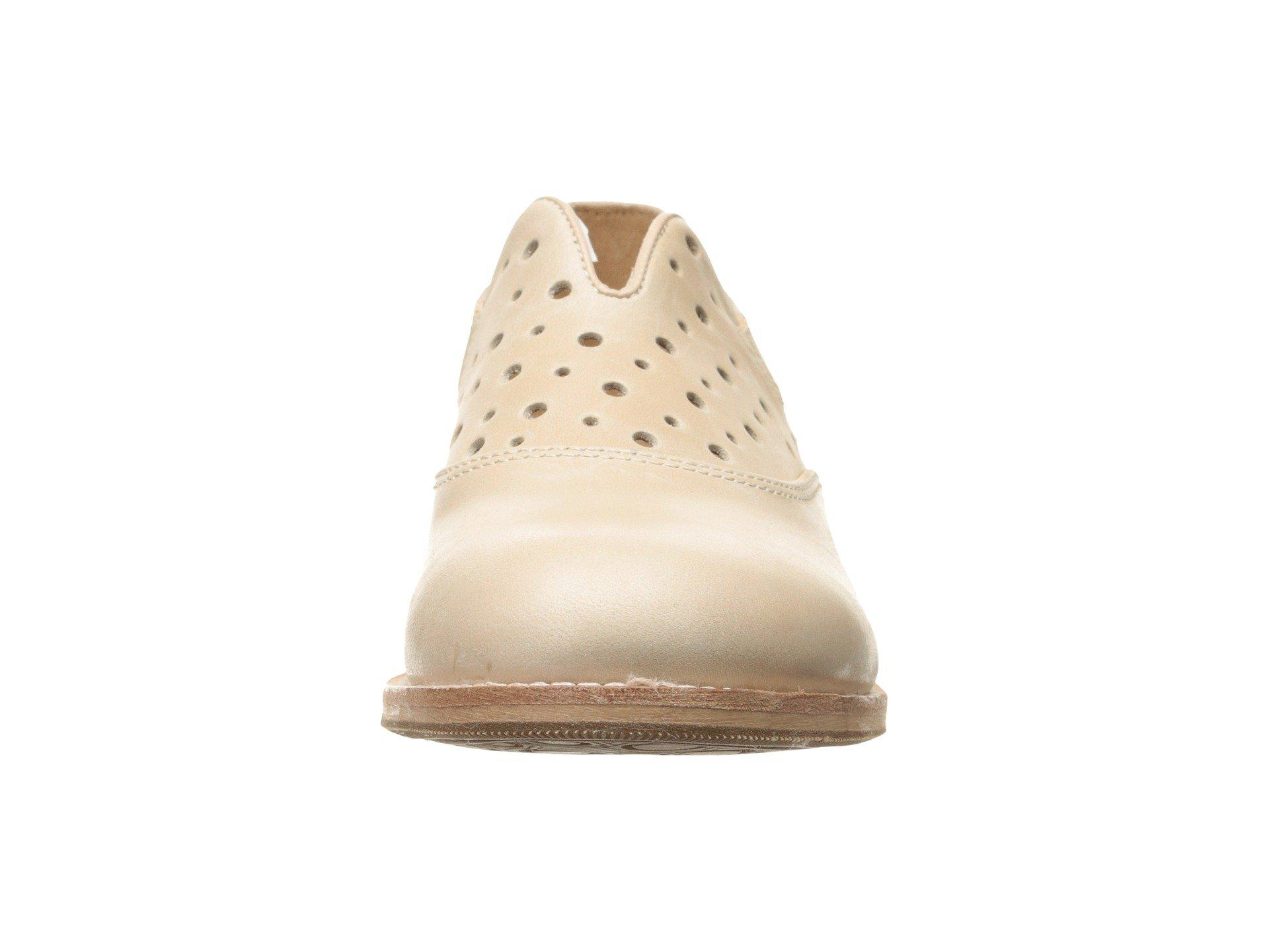4ebe7921acfd Lyst - Caterpillar Mona Oxford in Natural