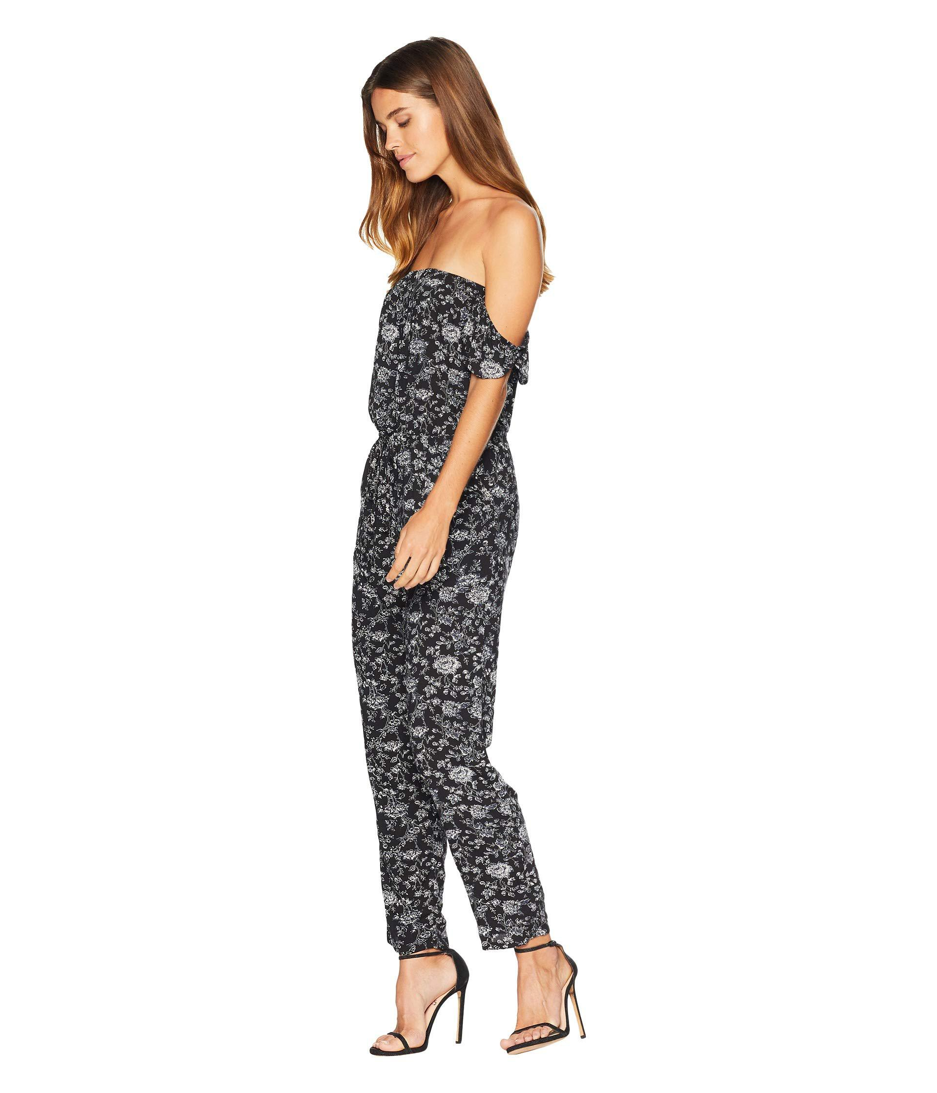 a00d5a064fc Lyst - Lucy Love Malibu Ranch Jumpsuit in Black - Save 49%