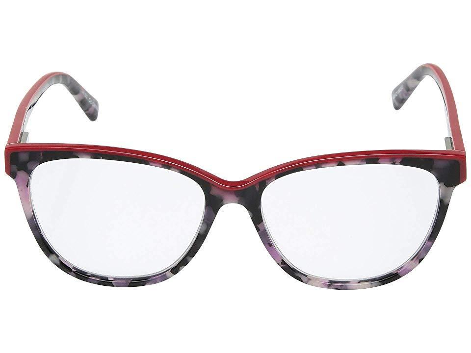 27489d08eb8a Eyebobs Myrna (black/purple Tortoise/pink Top) Reading Glasses ...
