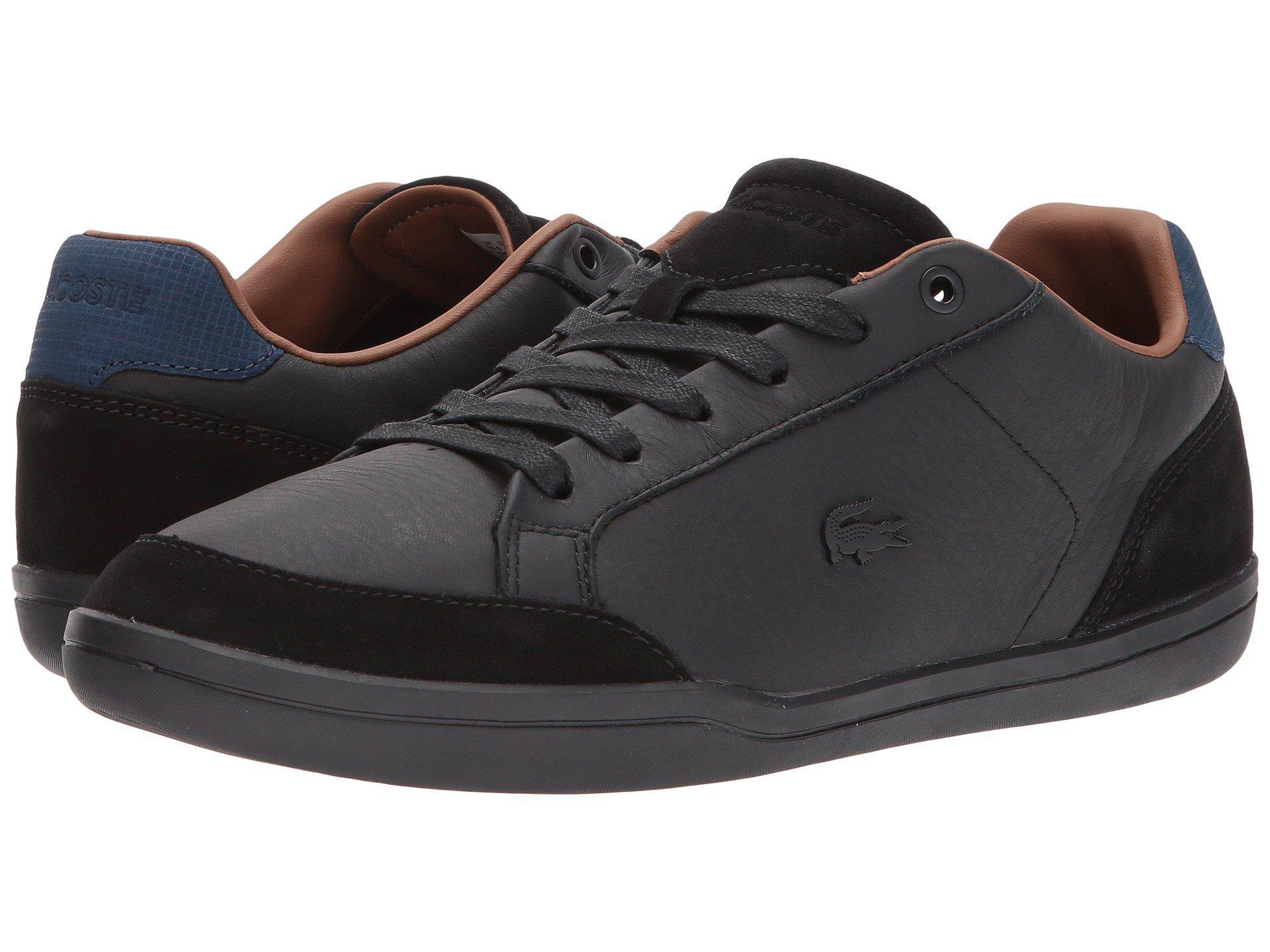Lacoste. Men's Black Set-minimal 317 1