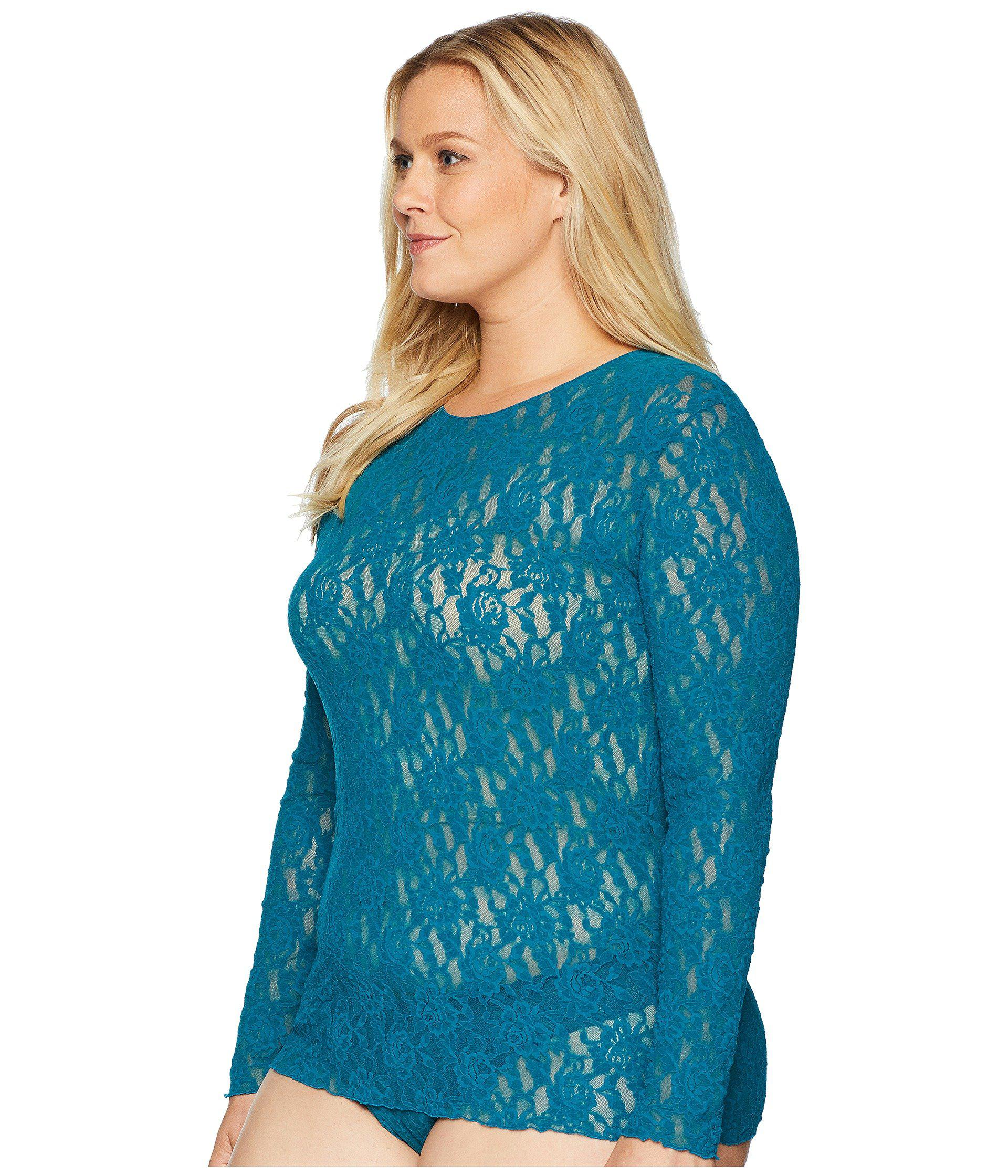 37ff520870 Women Signature Lace Unlined Top Plus Size