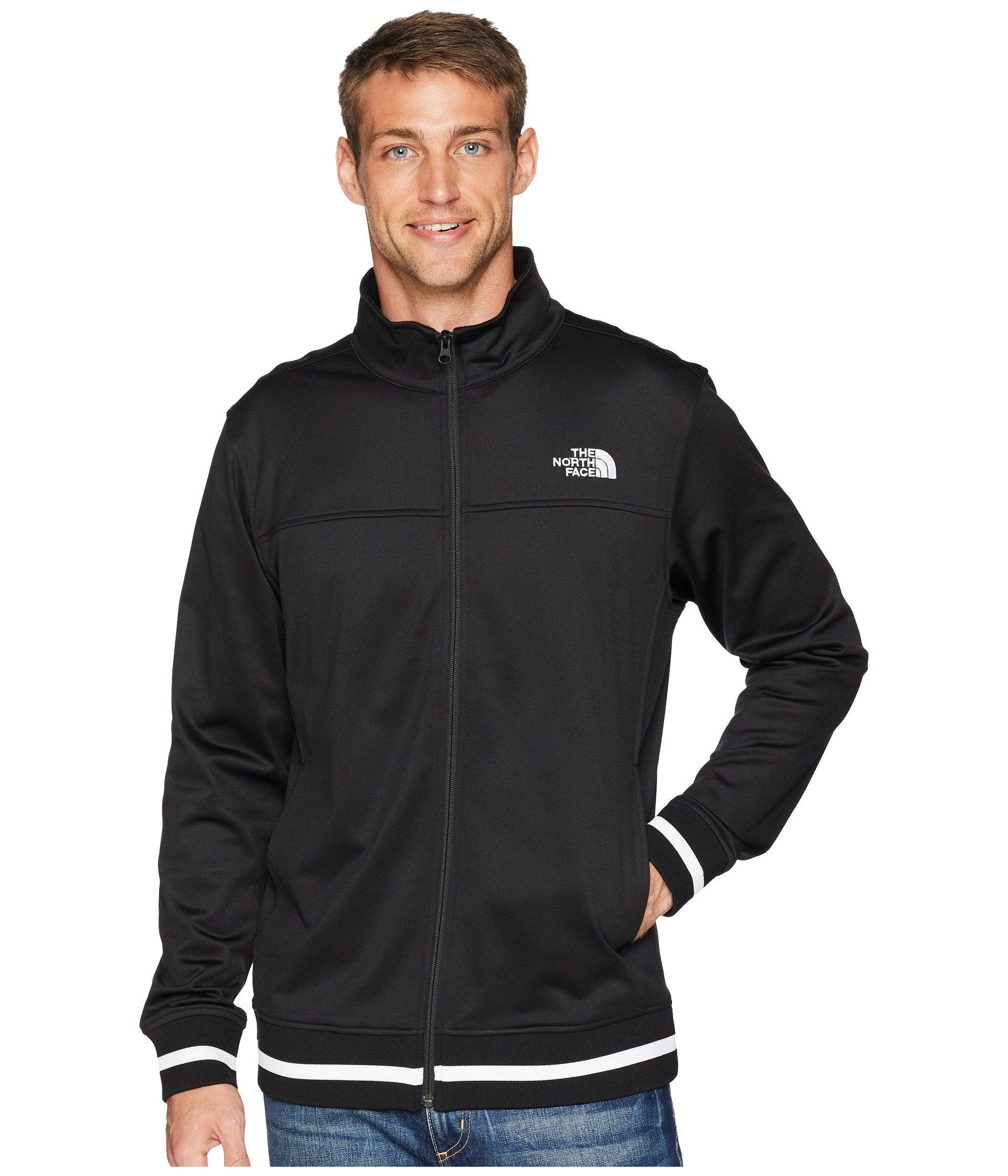 536a676202aa Lyst - The North Face Alphabet City Track Jacket in Black for Men ...