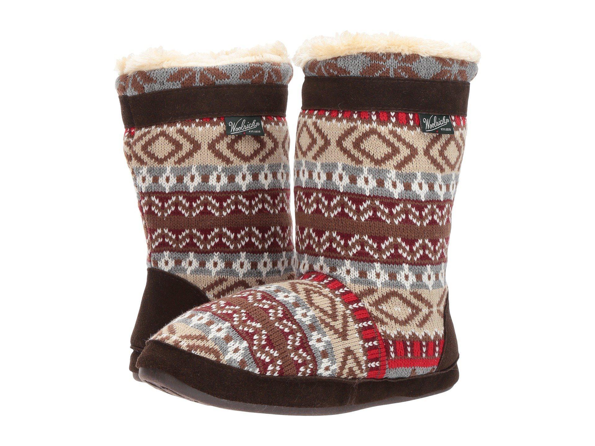 Woolrich Whitecap Knit Boot Lz0zJL