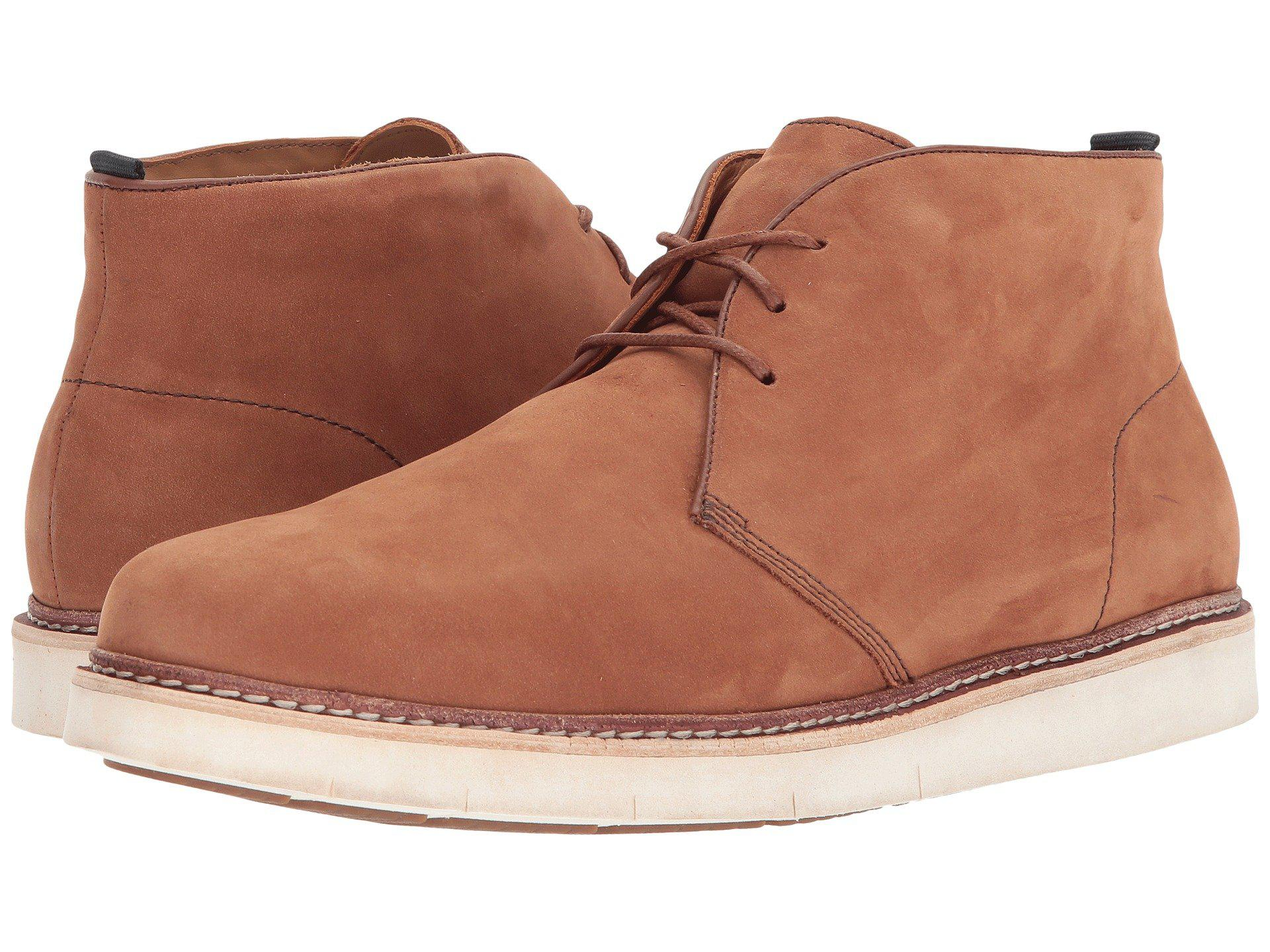 a8cb6a436cb Lyst - Cole Haan Tanner Chukka in Brown for Men - Save 57%