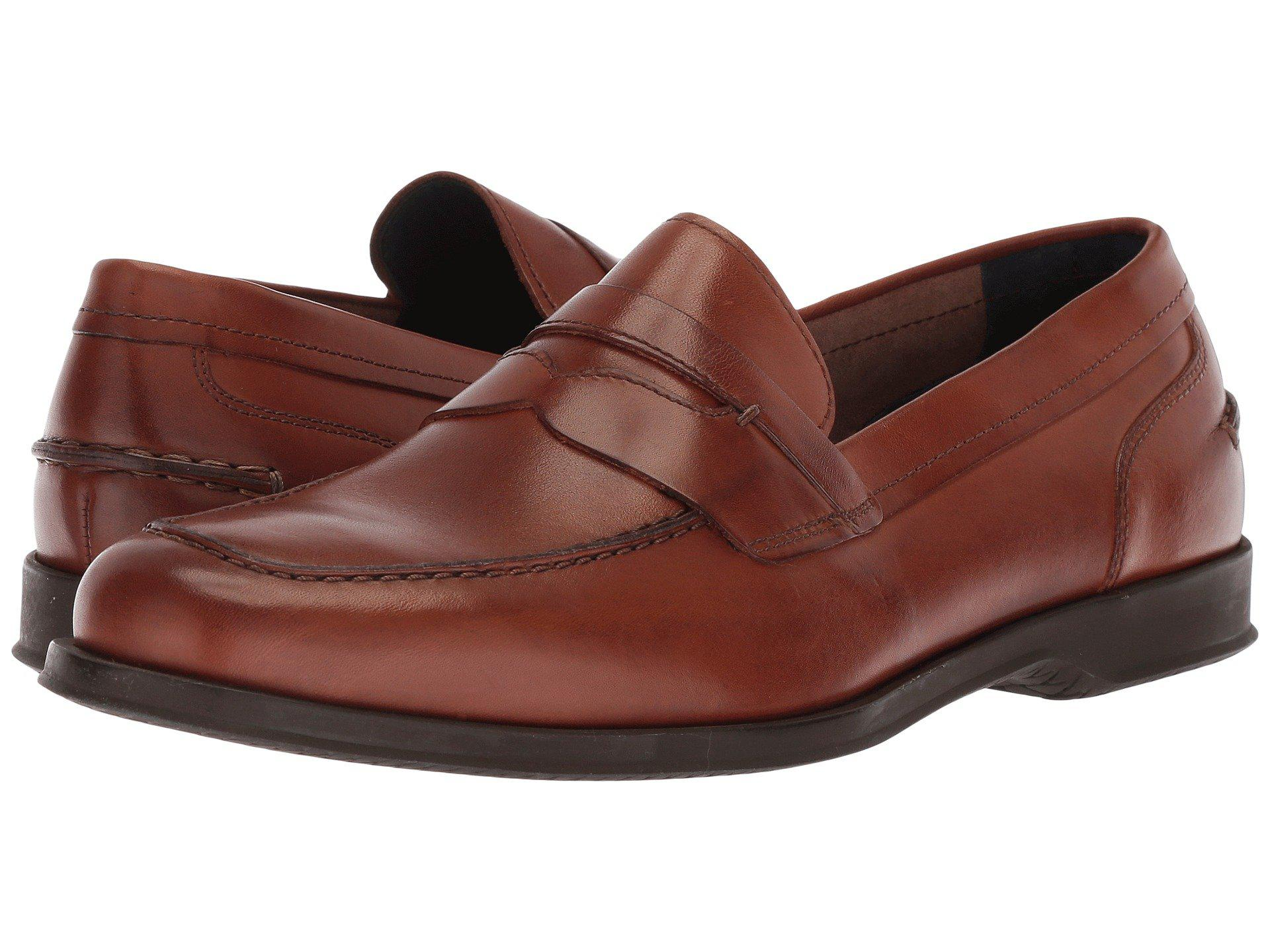 c2b7fd2d2ee Cole Haan - Brown Pinch Sanford Penny Loafer for Men - Lyst. View fullscreen
