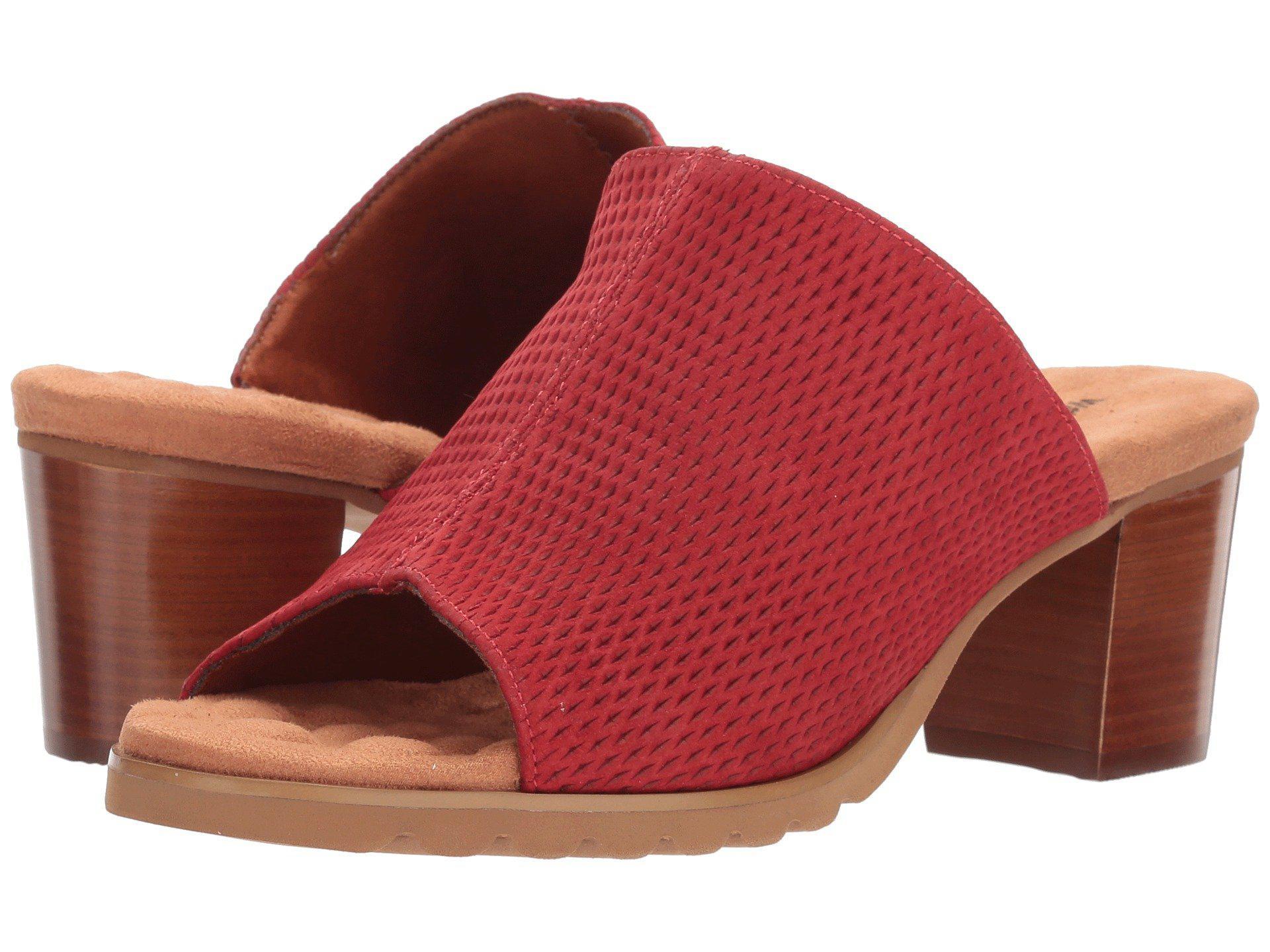 2aadbbe0d8c Lyst - Walking Cradles Nia in Red - Save 10.714285714285708%