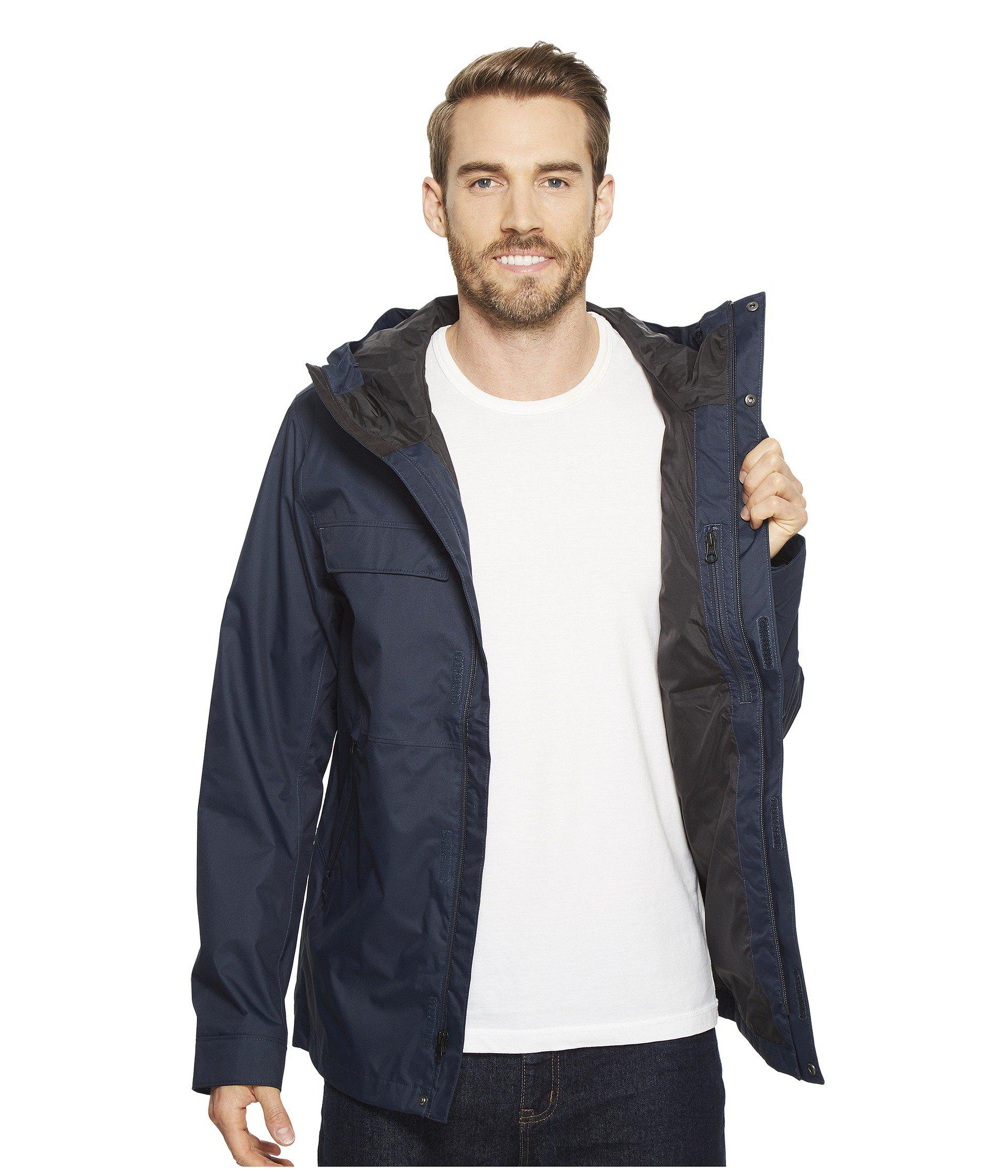 0c063a22eb The North Face - Blue Jenison Ii Jacket for Men - Lyst. View fullscreen