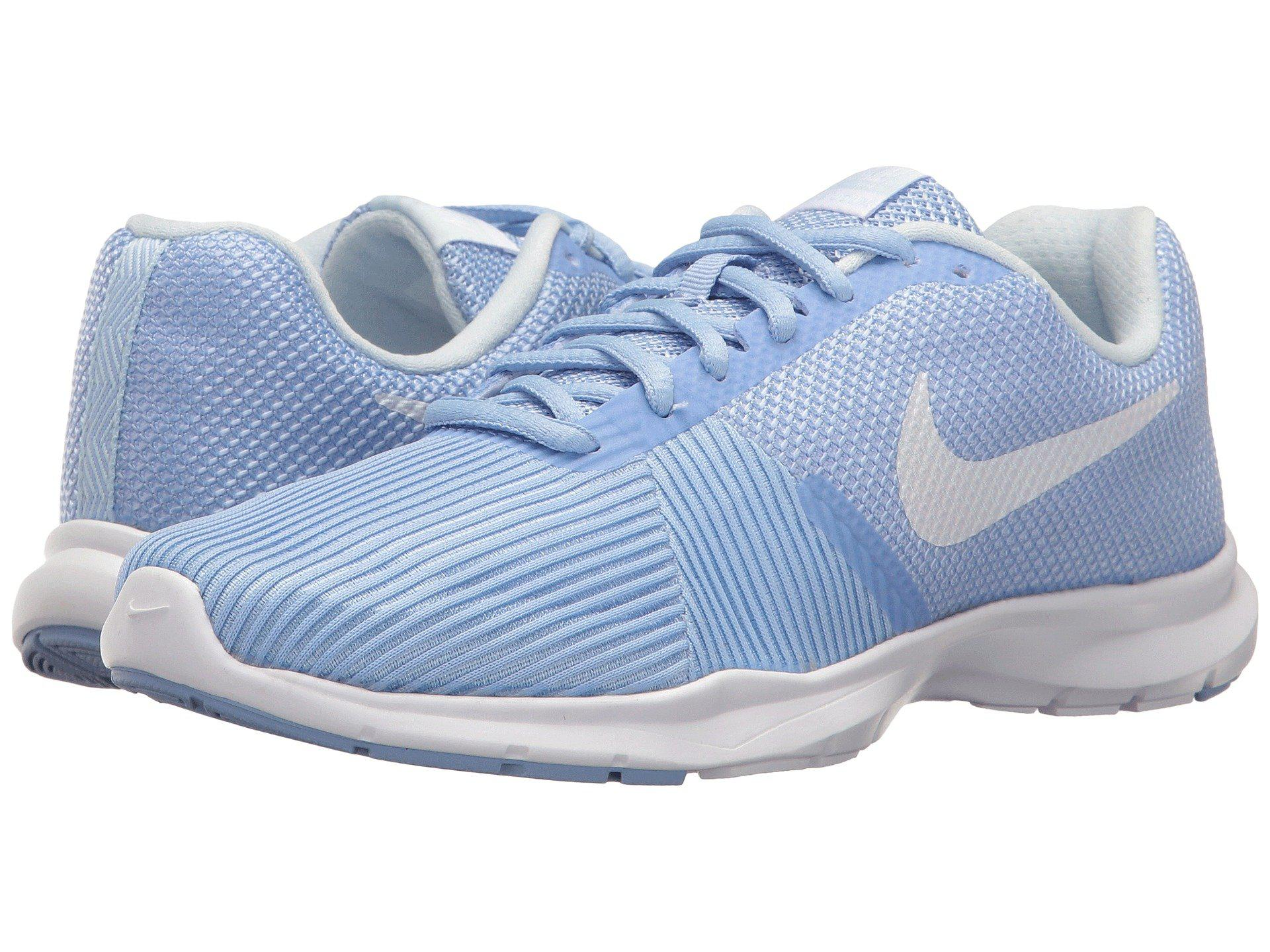 on sale 521c7 cb8df Nike. Women s Blue Flex Bijoux