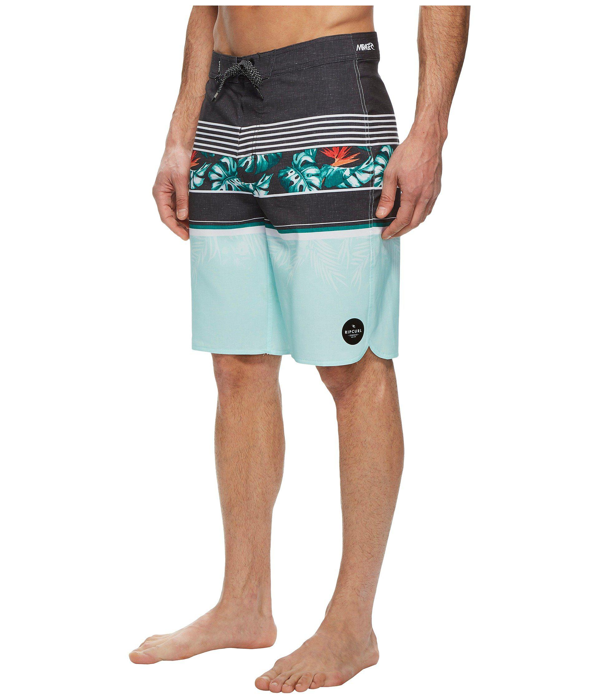 c2eb2ed73c Lyst - Rip Curl Mirage Sessions Boardshorts in Blue for Men - Save  43.58974358974359%