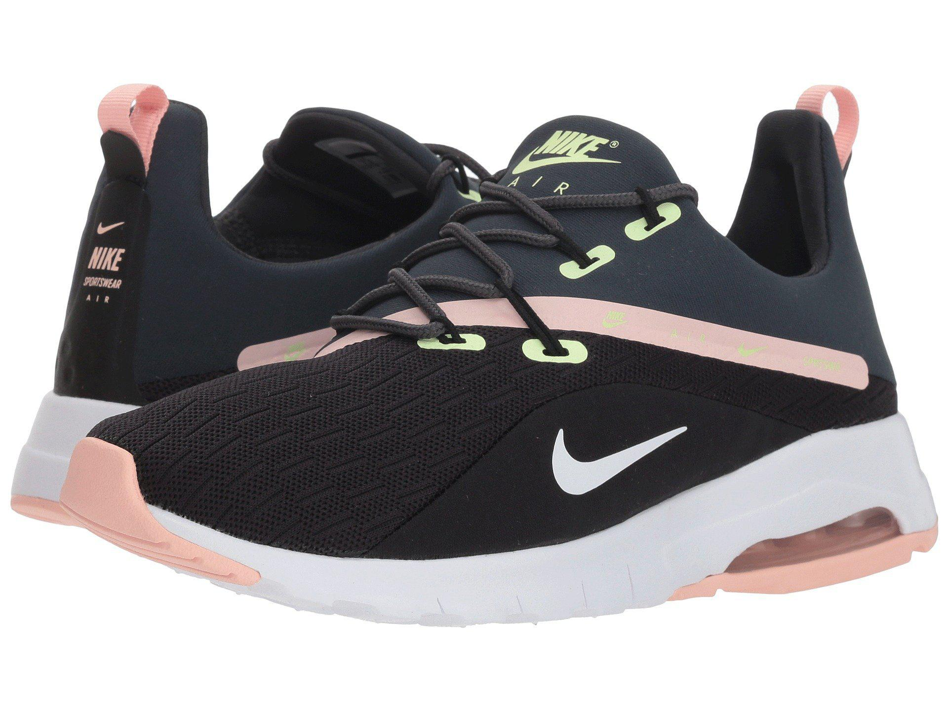 reputable site 6b5e8 2b002 Nike. Women s Black Air Max Motion Racer 2