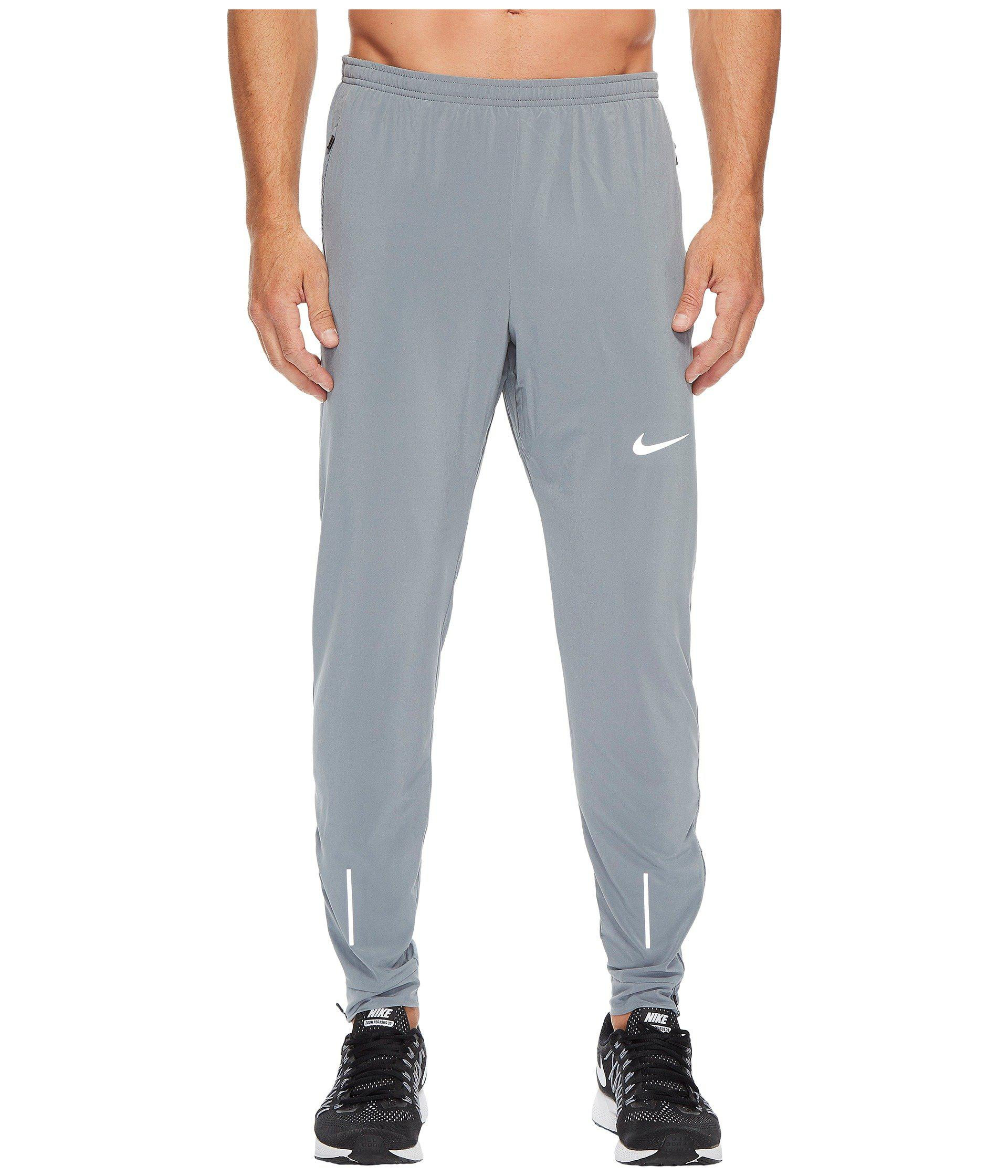 94f825211a13 Lyst - Nike Flex Essential Running Pant in Gray for Men