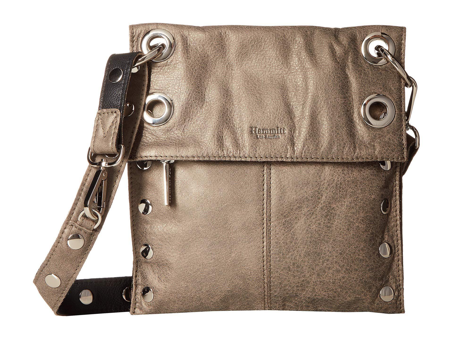 4cb8be307b Lyst - Hammitt Little Santa Monica Reversible Crossbody Bag