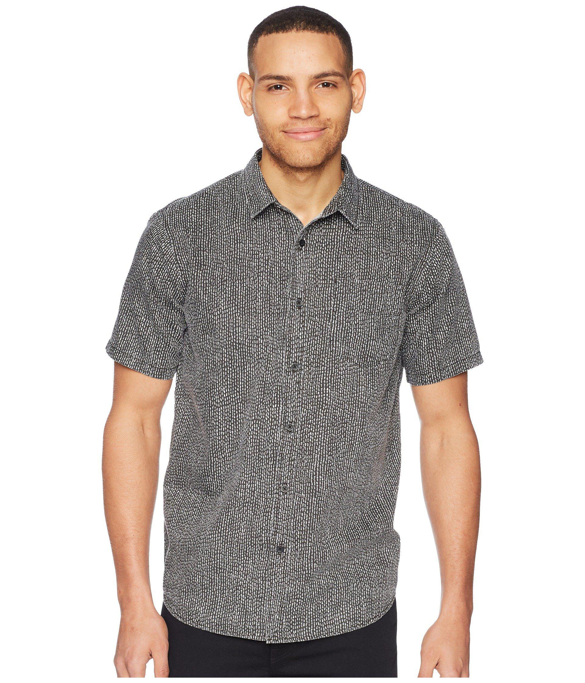 ec18293ff Globe - Black Dash Short Sleeve Shirt for Men - Lyst. View fullscreen