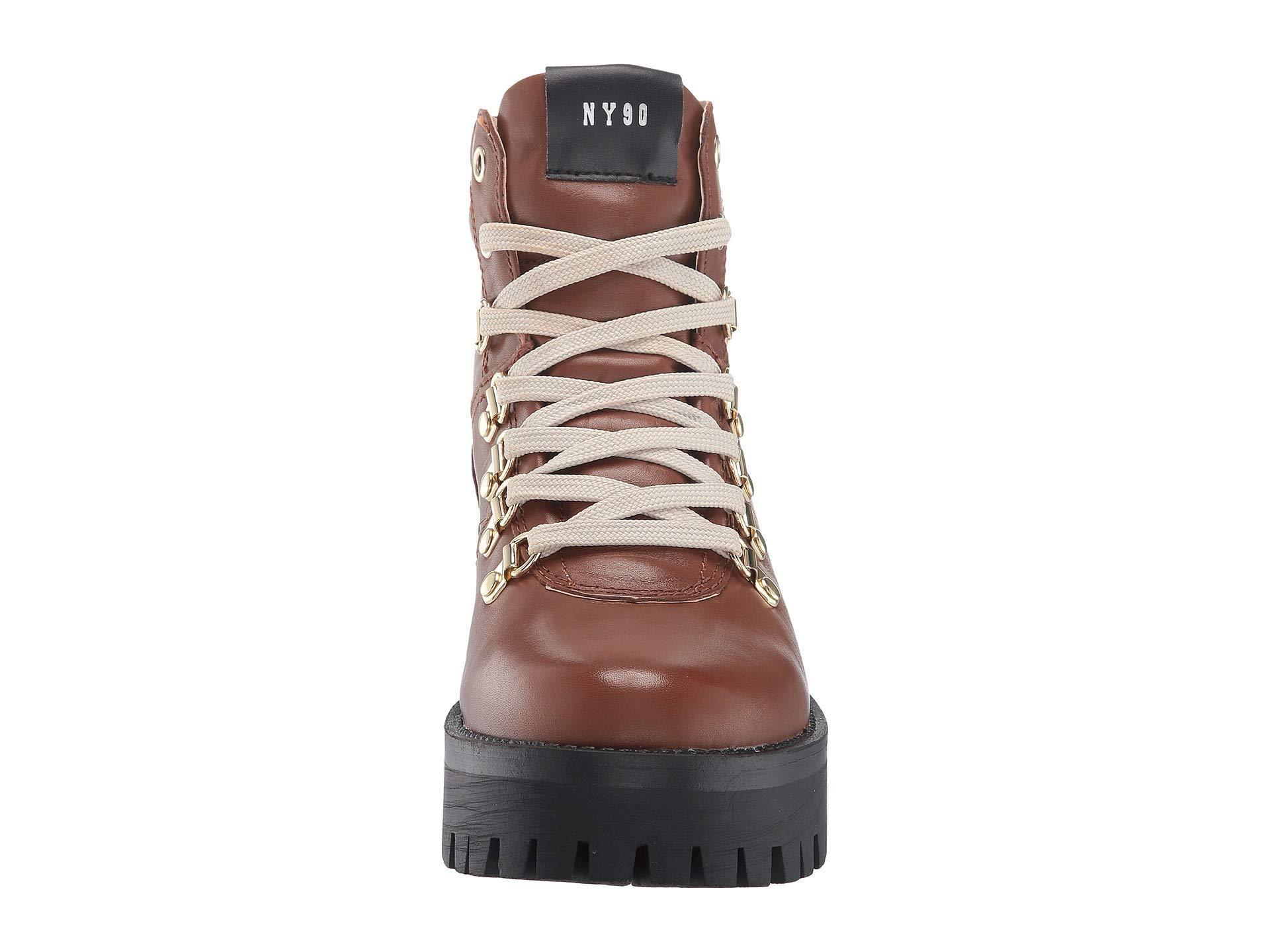 380e5fe2aa0 Steve Madden - Brown Buzzer Hiker Boot - Lyst. View fullscreen