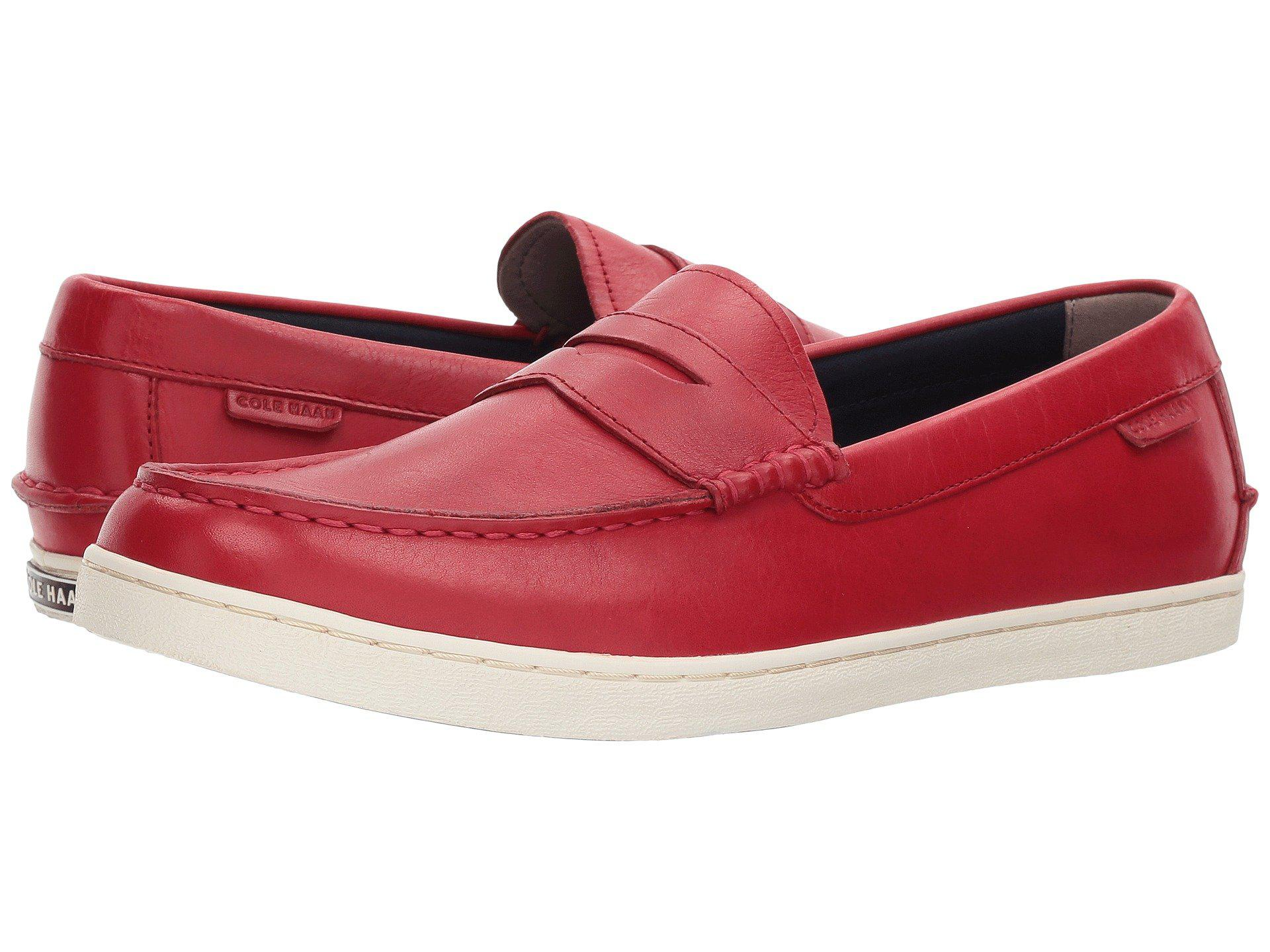 d804147294c Lyst - Cole Haan Pinch Weekender Hand Stain in Red for Men