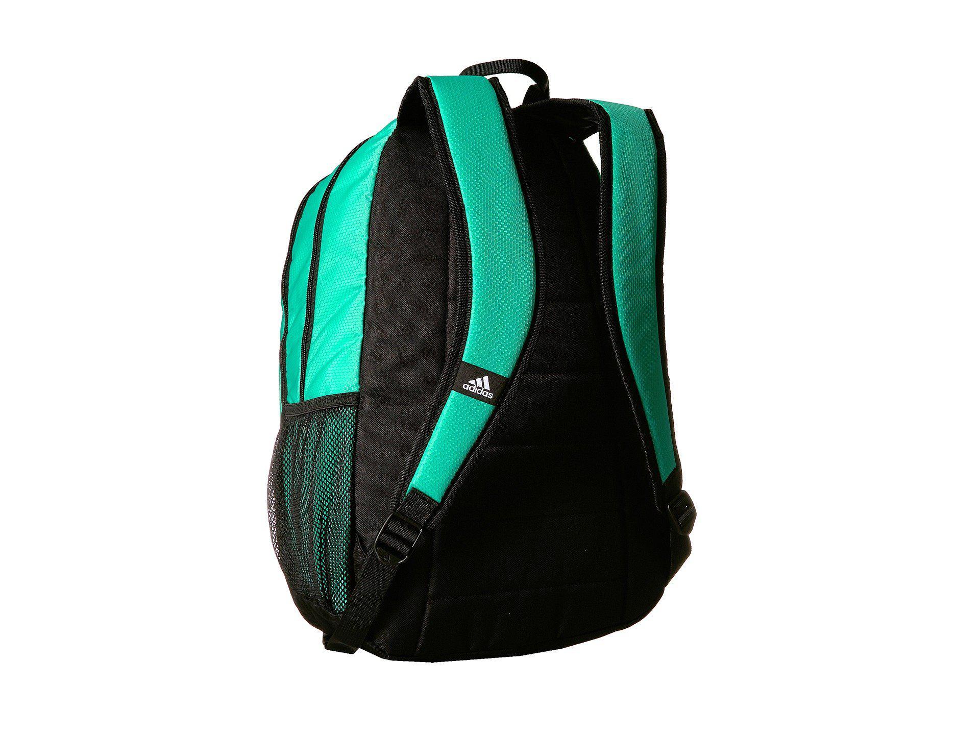 85bdab323b Adidas - Green Foundation Iv Backpack - Lyst. View fullscreen